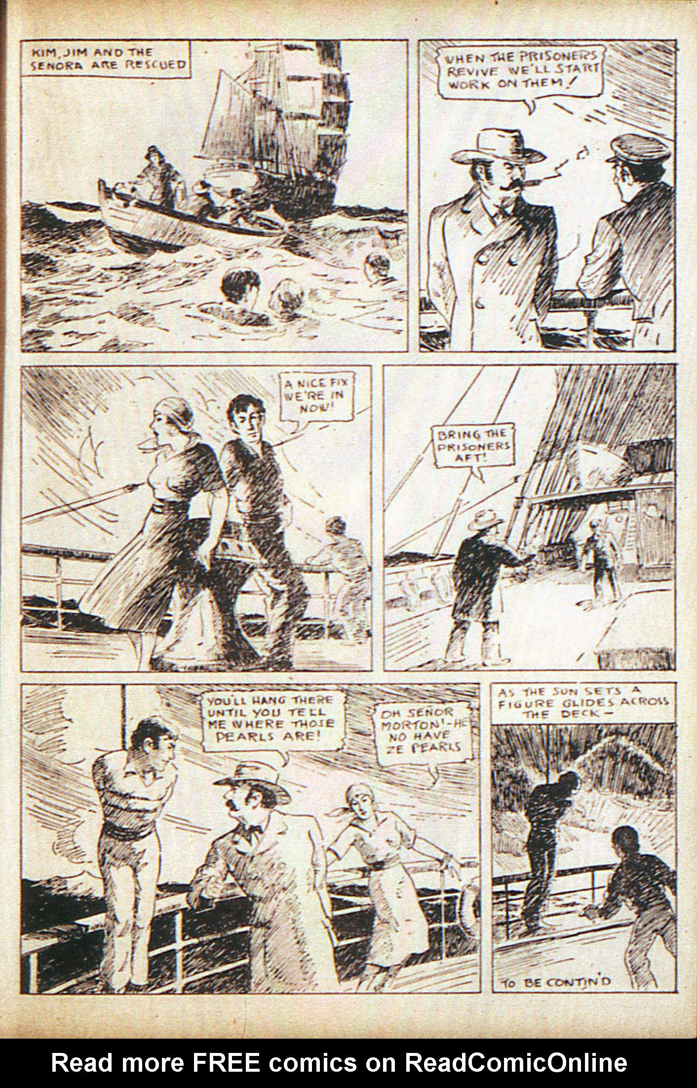 Read online Adventure Comics (1938) comic -  Issue #10 - 30