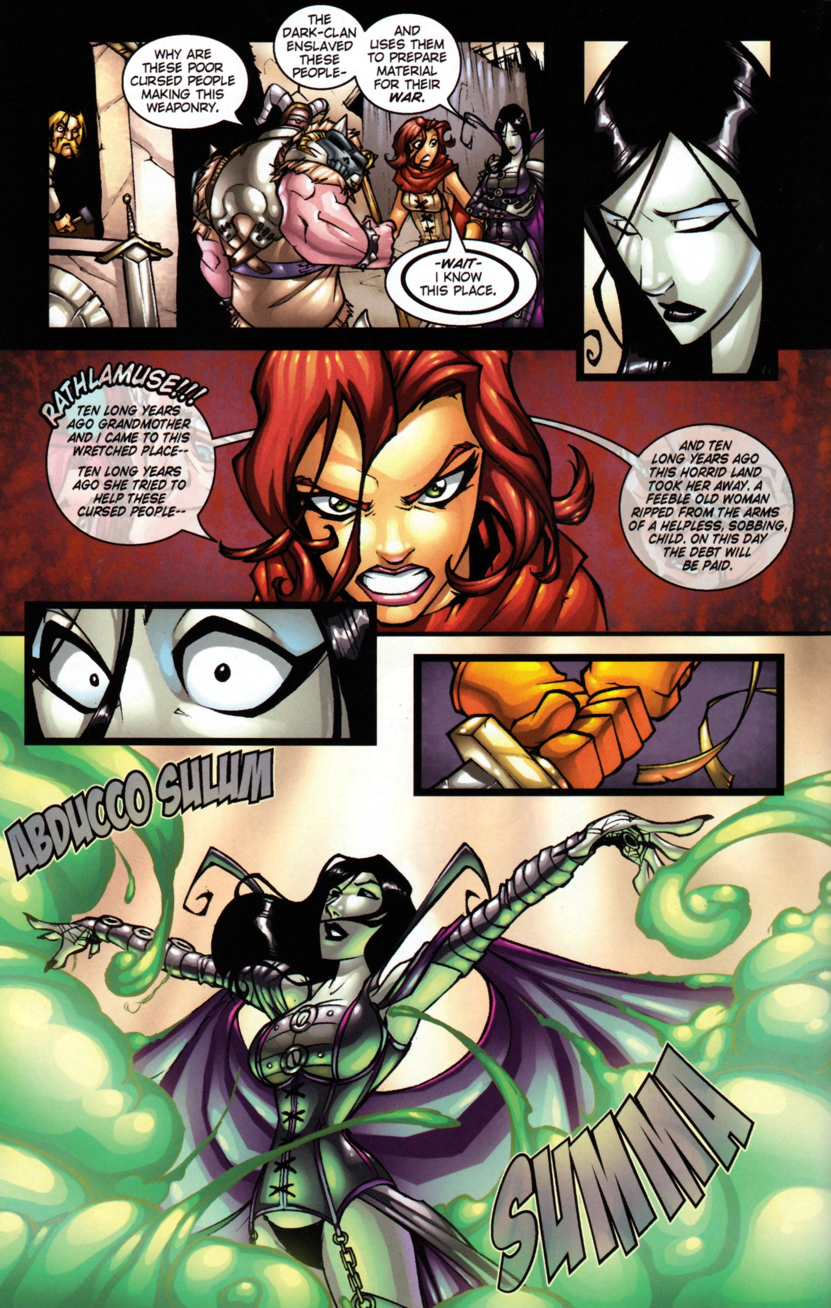 Read online Abiding Perdition comic -  Issue #3 - 11