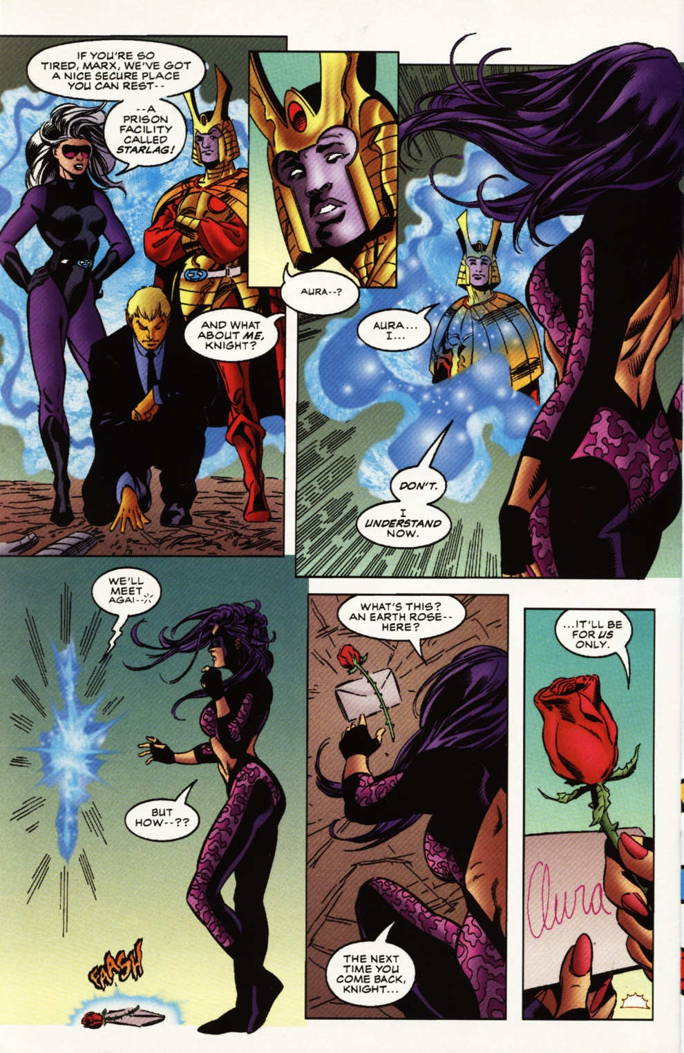 Read online Superboy & The Ravers comic -  Issue #12 - 24