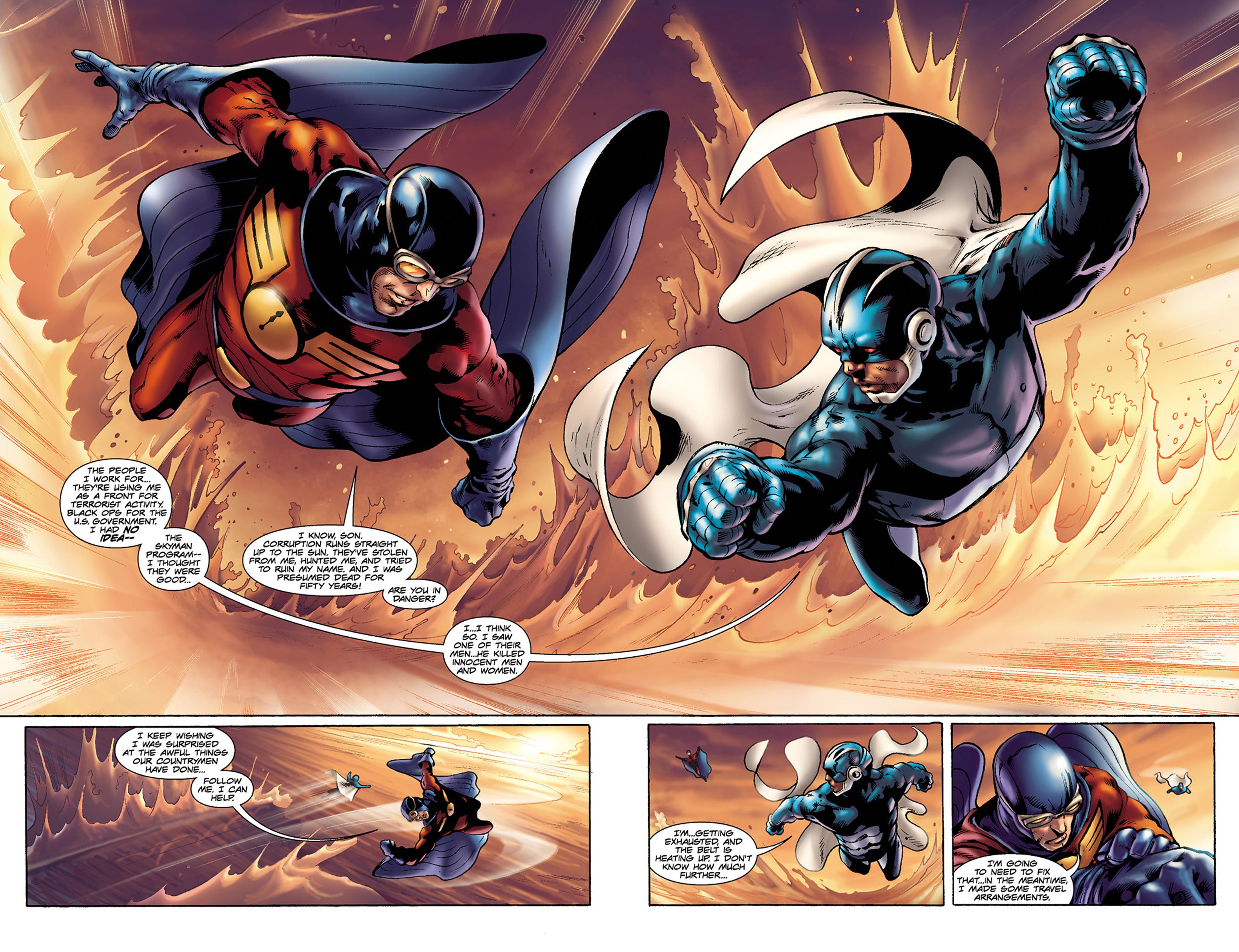 Read online Skyman comic -  Issue #3 - 4