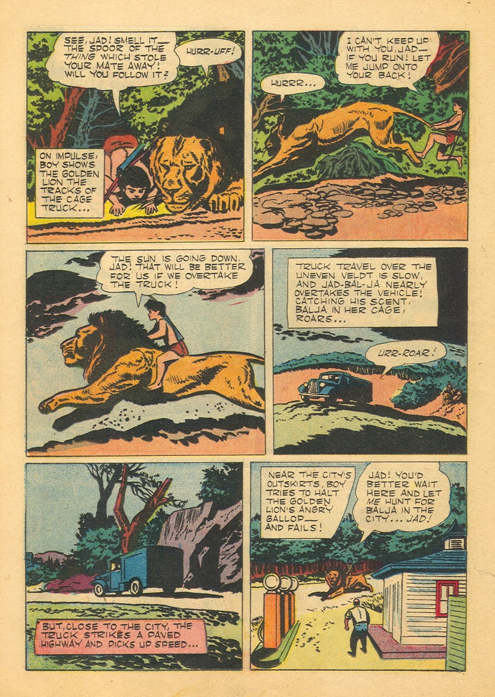 Tarzan (1948) issue 60 - Page 20
