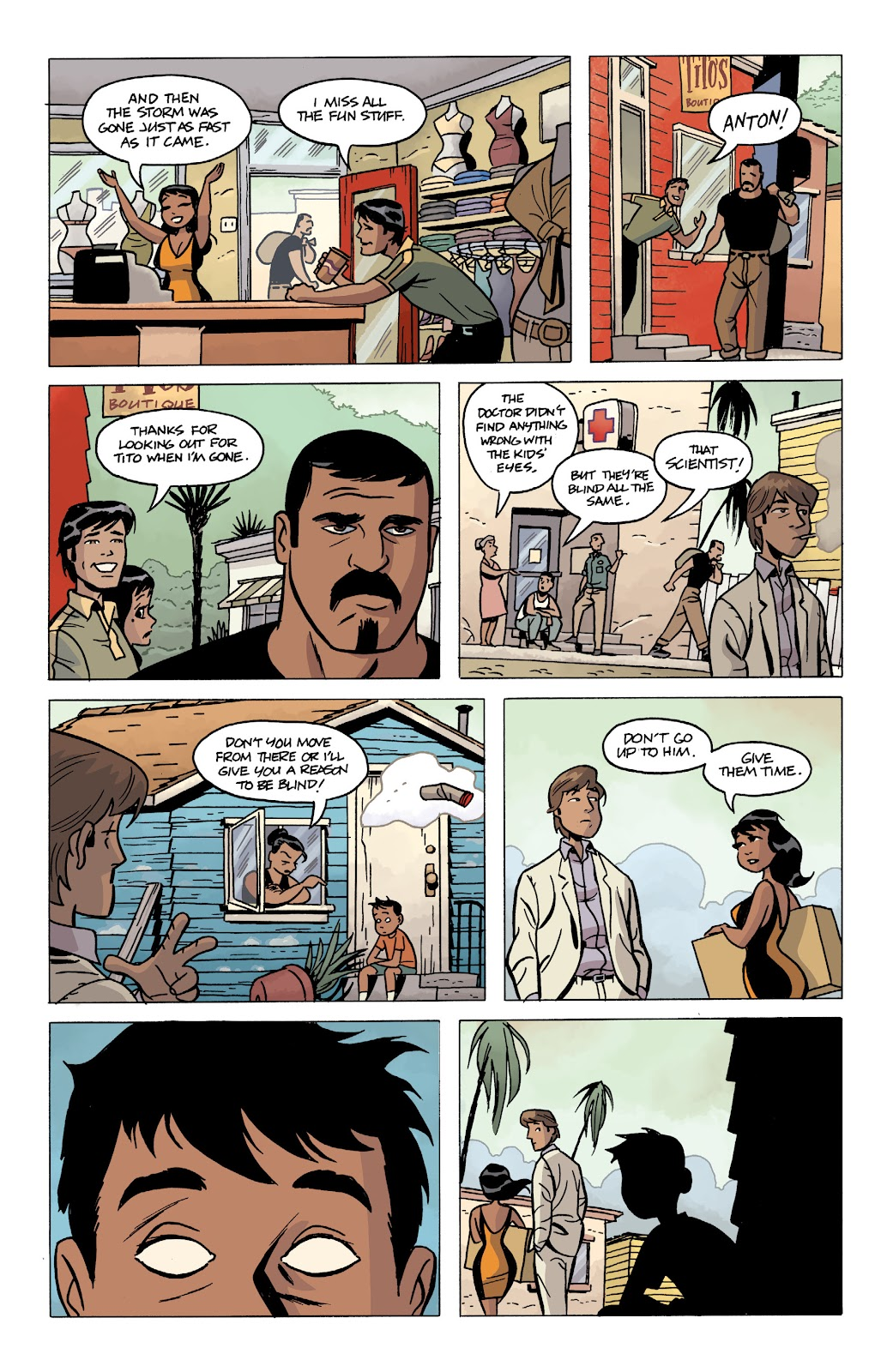 Read online The Twilight Children comic -  Issue #1 - 29