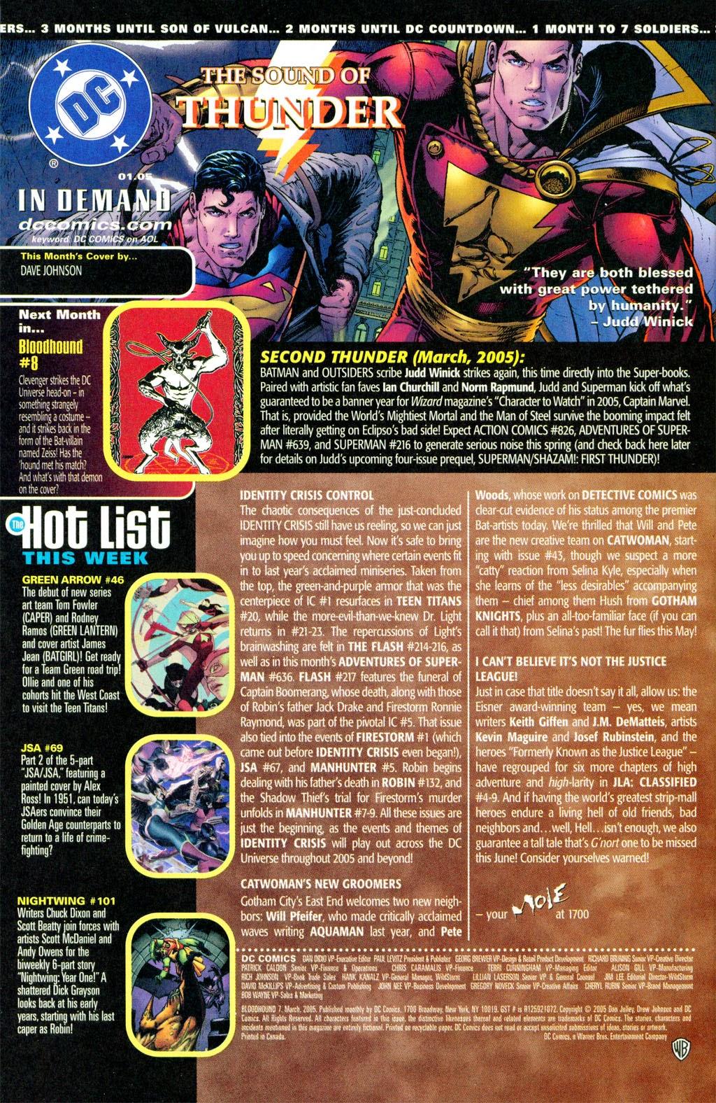 Bloodhound issue 7 - Page 24