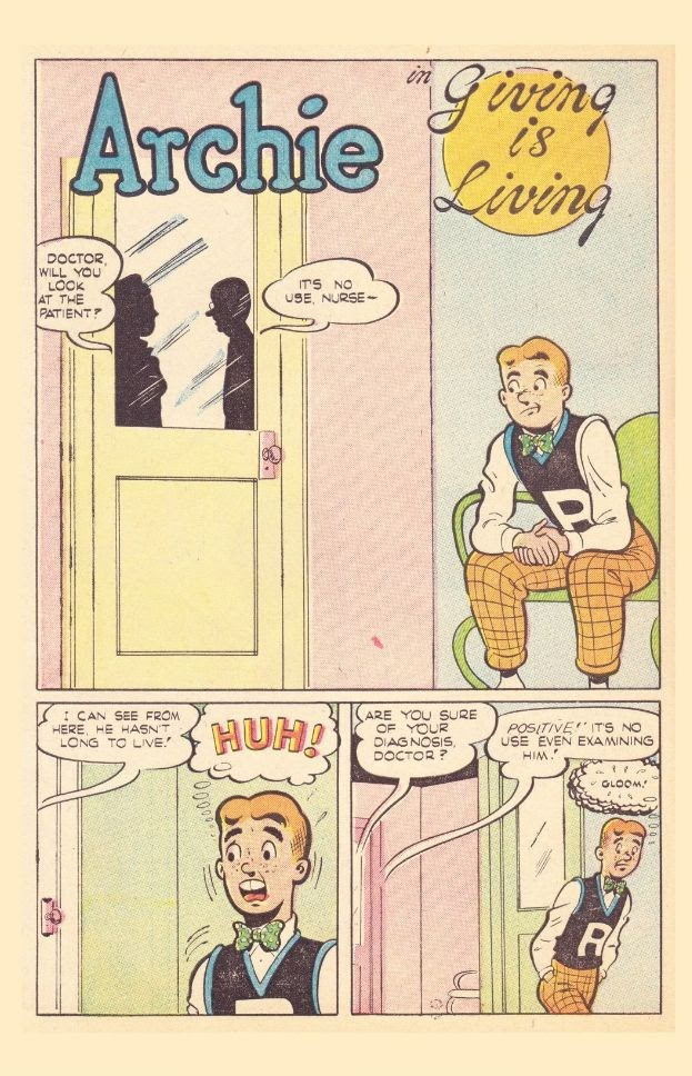Archie Comics issue 039 - Page 10