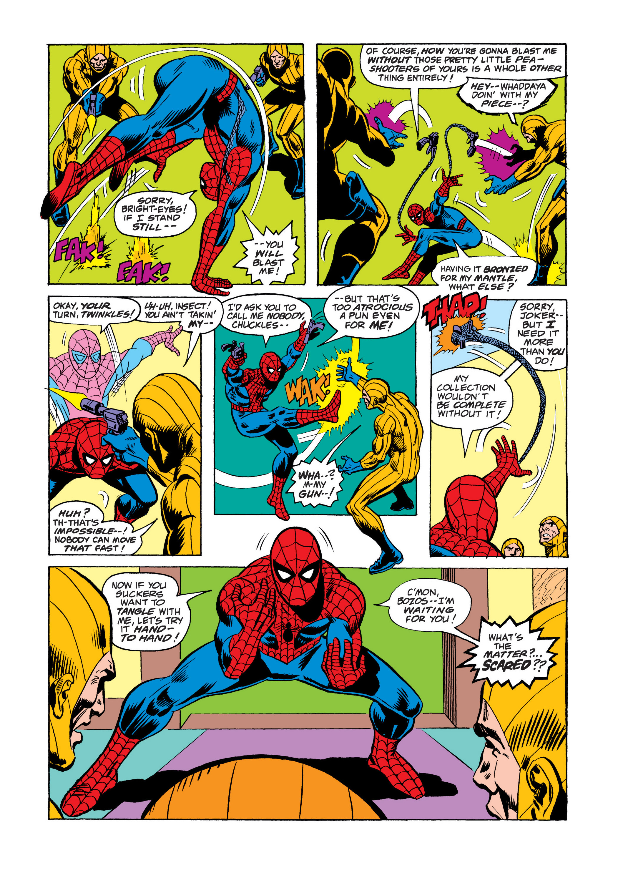 The Amazing Spider-Man (1963) 156 Page 12
