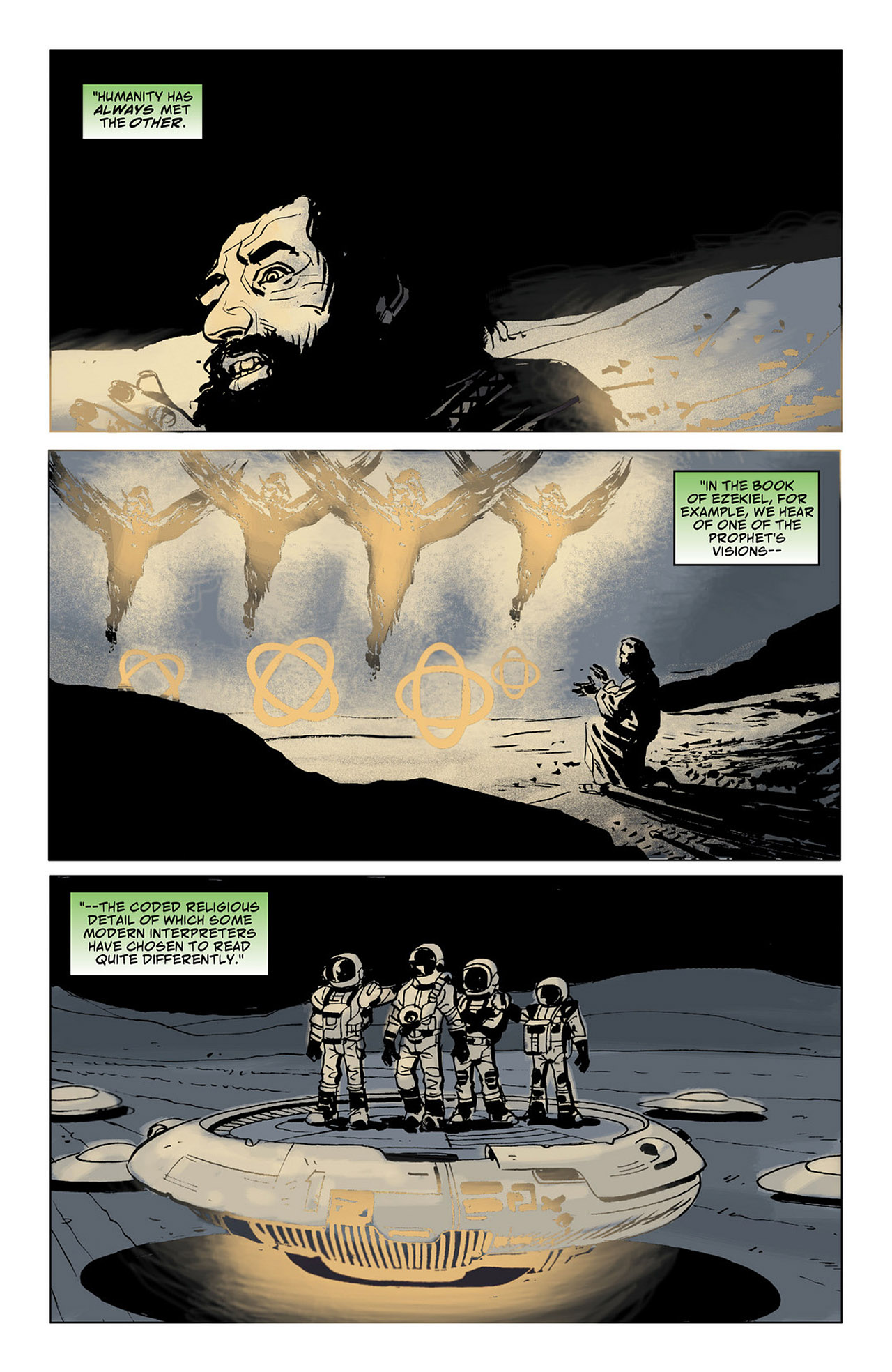 Read online Saucer Country comic -  Issue #6 - 3