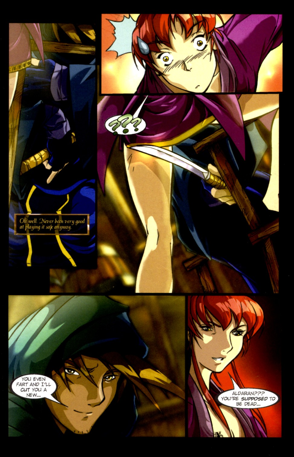 Read online Shidima comic -  Issue #1 - 23
