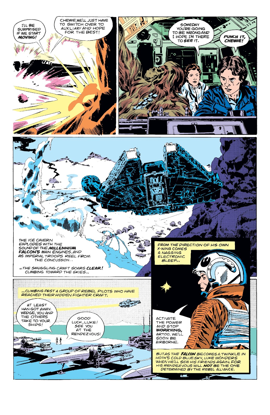 Read online Star Wars Legends: The Original Marvel Years - Epic Collection comic -  Issue # TPB 3 (Part 1) - 50
