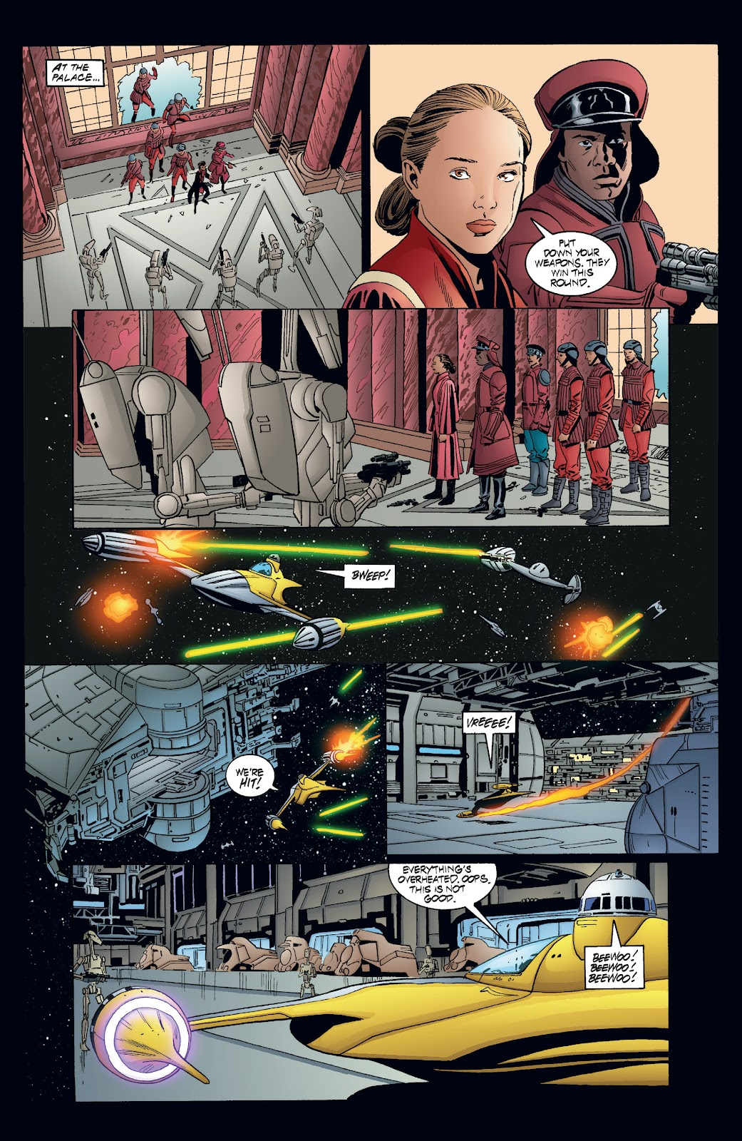 Read online Star Wars Legends: Rise of the Sith - Epic Collection comic -  Issue # TPB 2 (Part 4) - 29