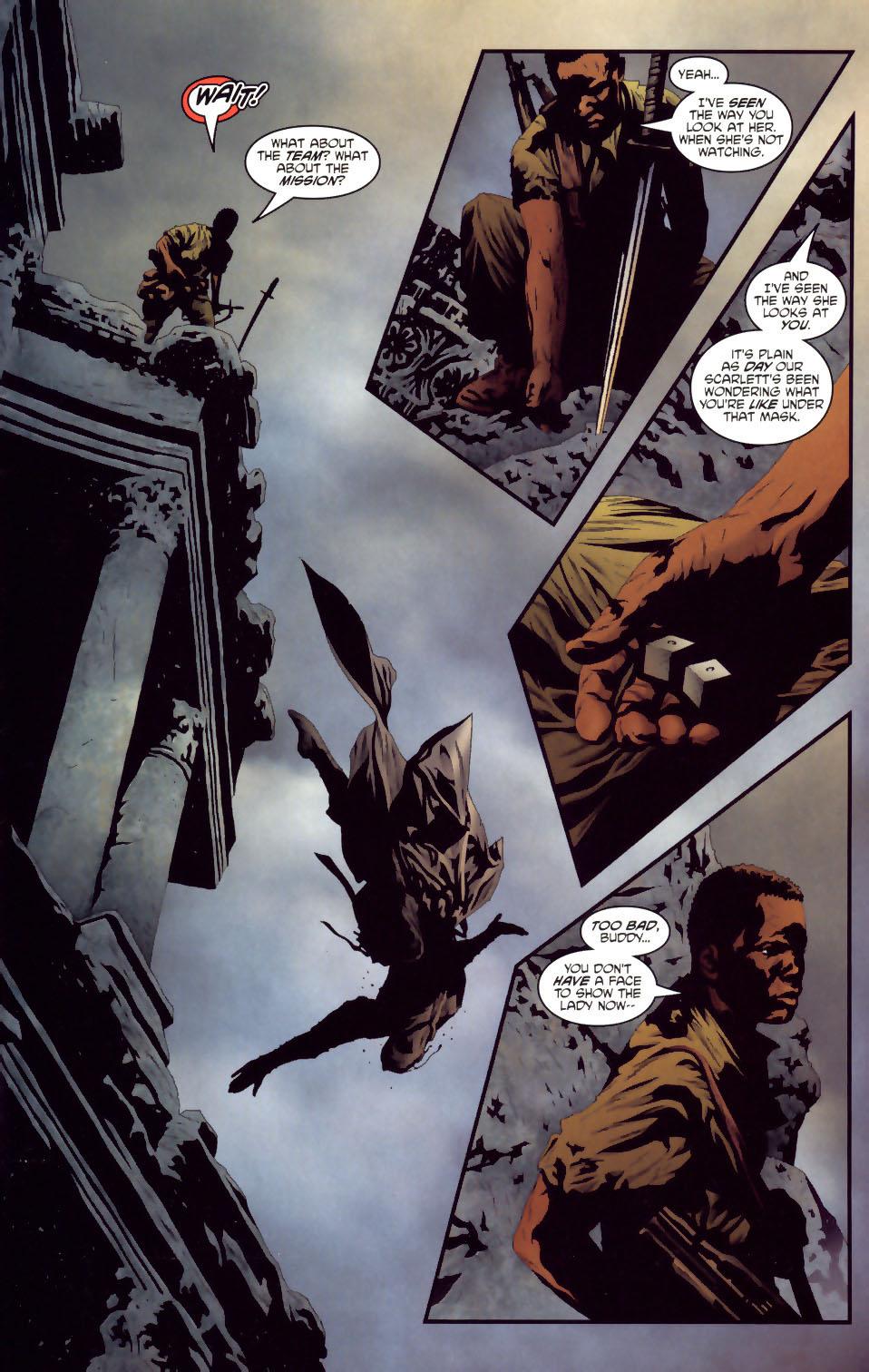 Read online Transformers/G.I. Joe comic -  Issue #2 - 9