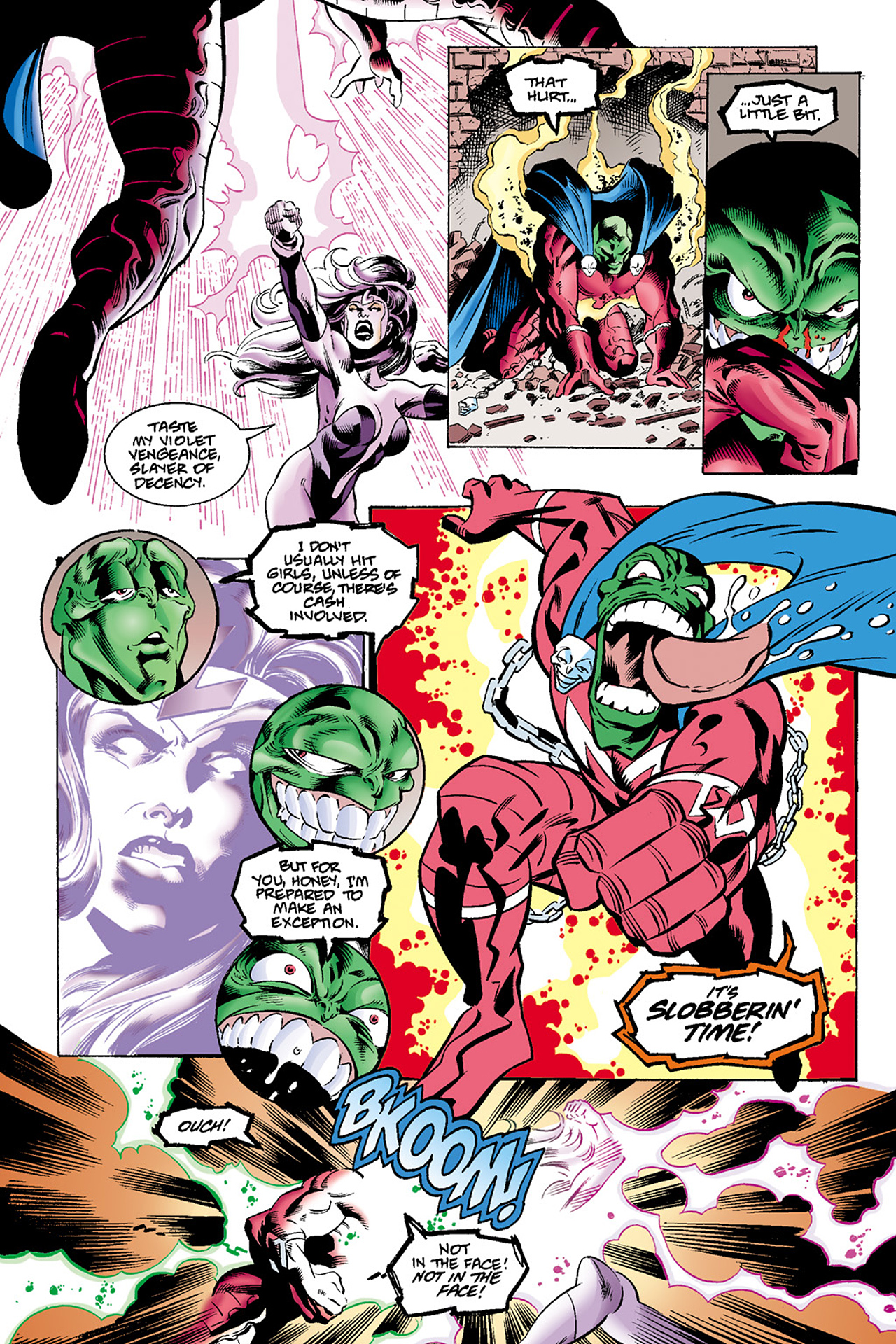 Read online Adventures Of The Mask Omnibus comic -  Issue #Adventures Of The Mask Omnibus Full - 360
