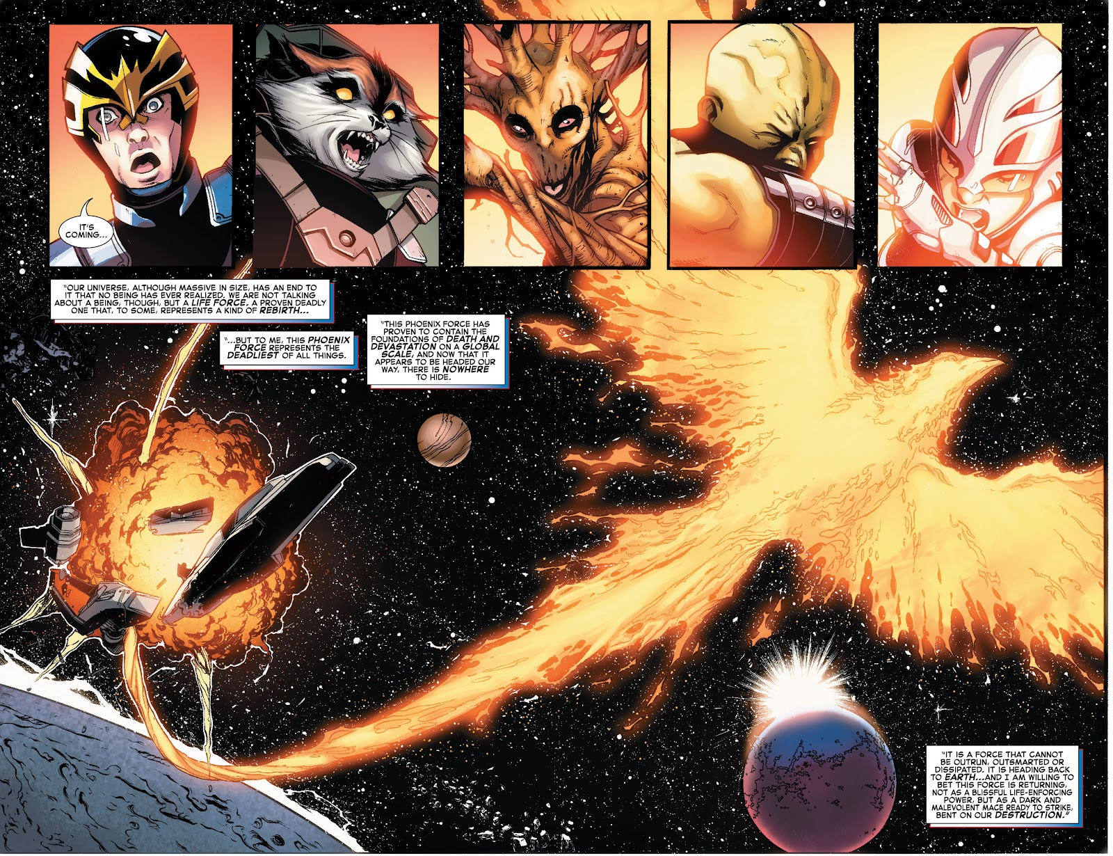 Read online What If? AvX comic -  Issue #1 - 4