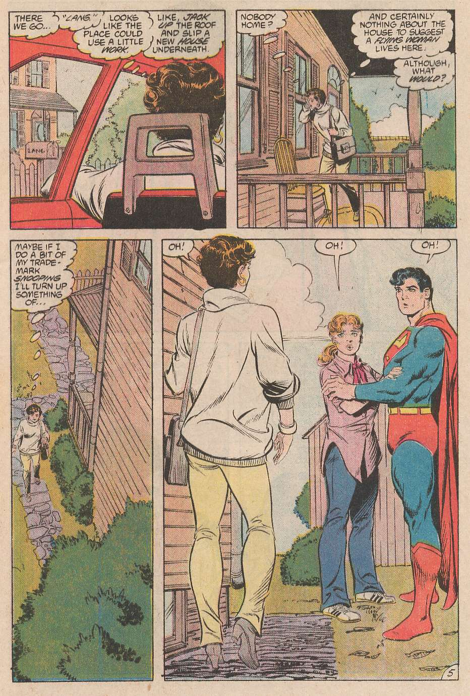 Read online Action Comics (1938) comic -  Issue #597 - 6