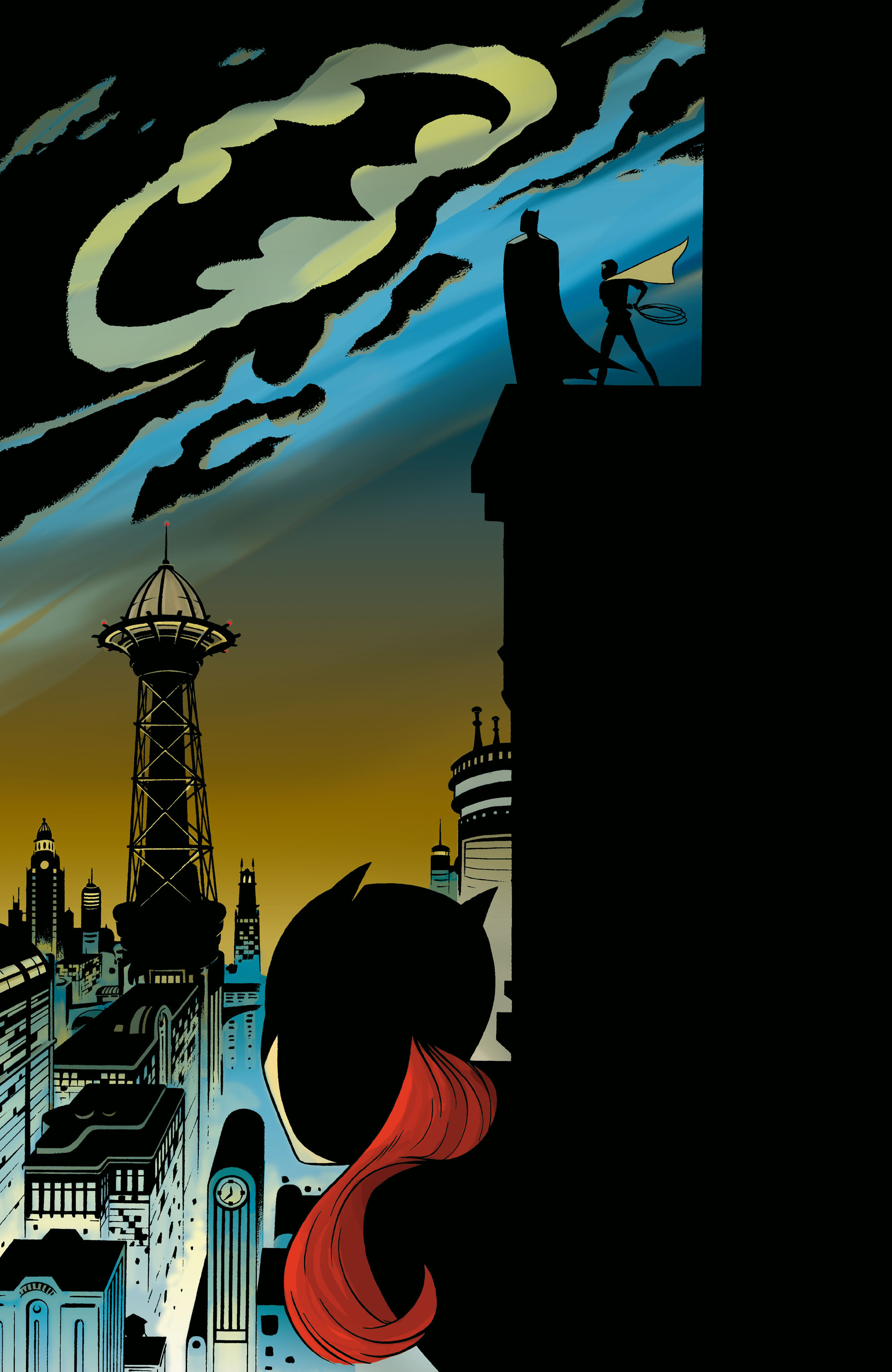 Read online Batgirl/Robin: Year One comic -  Issue # TPB 2 - 39