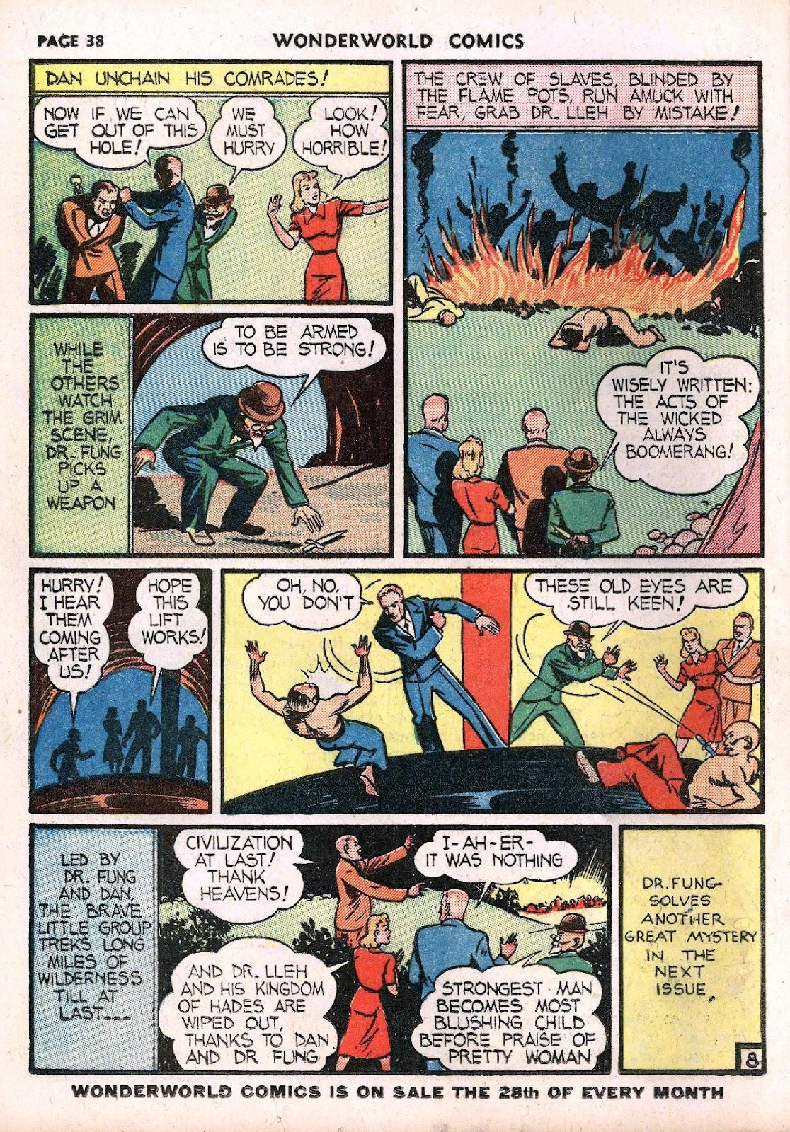 Wonderworld Comics issue 14 - Page 40