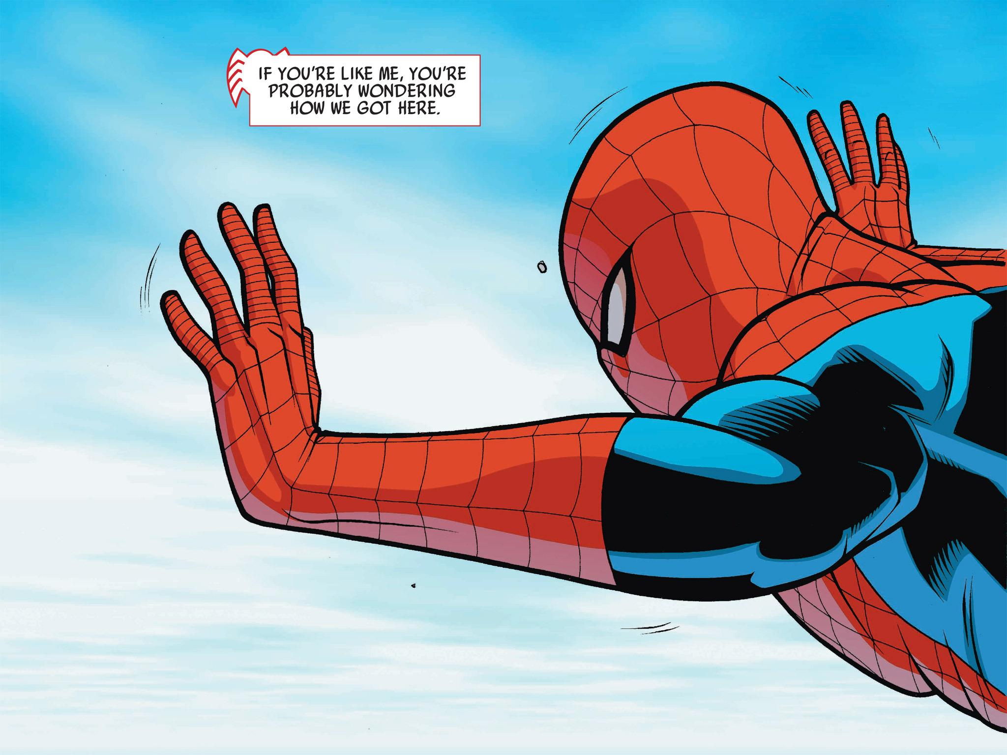 Read online Ultimate Spider-Man (Infinite Comics) (2016) comic -  Issue #1 - 2