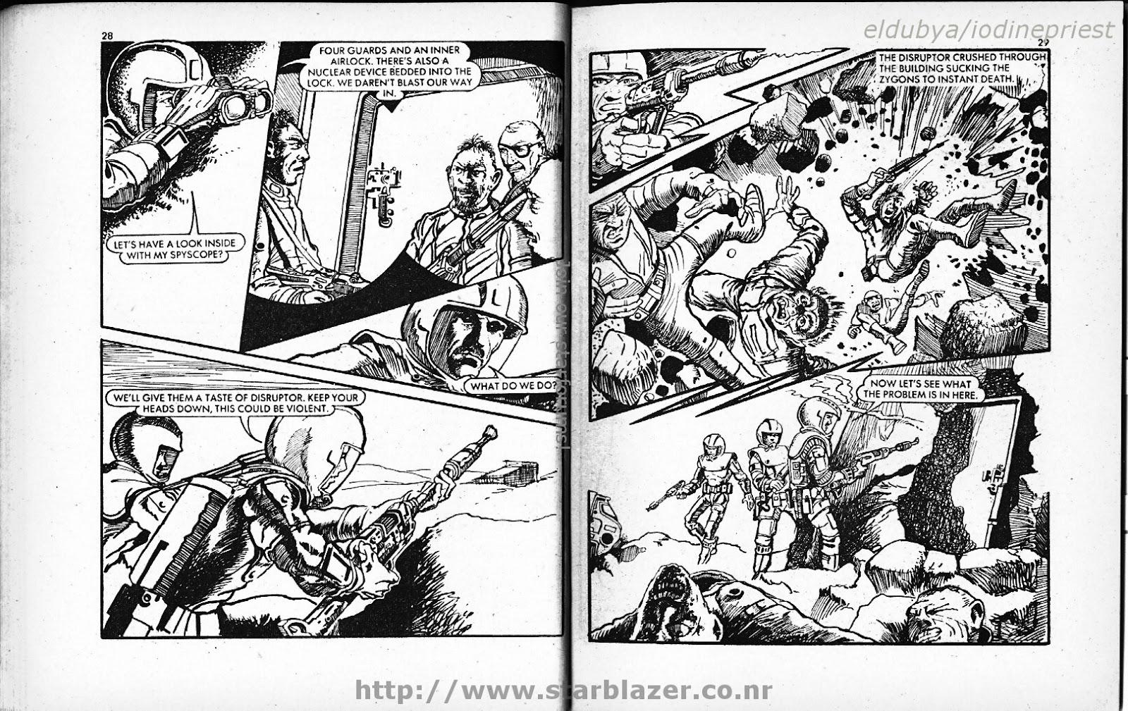 Starblazer issue 70 - Page 16