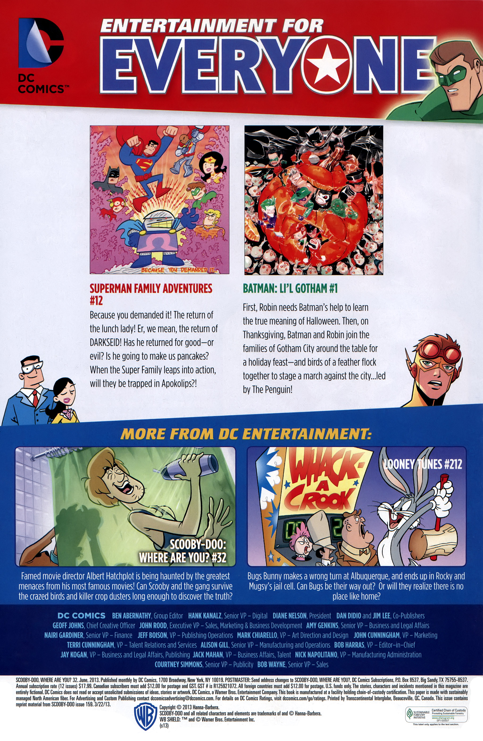 Read online Scooby-Doo: Where Are You? comic -  Issue #32 - 34