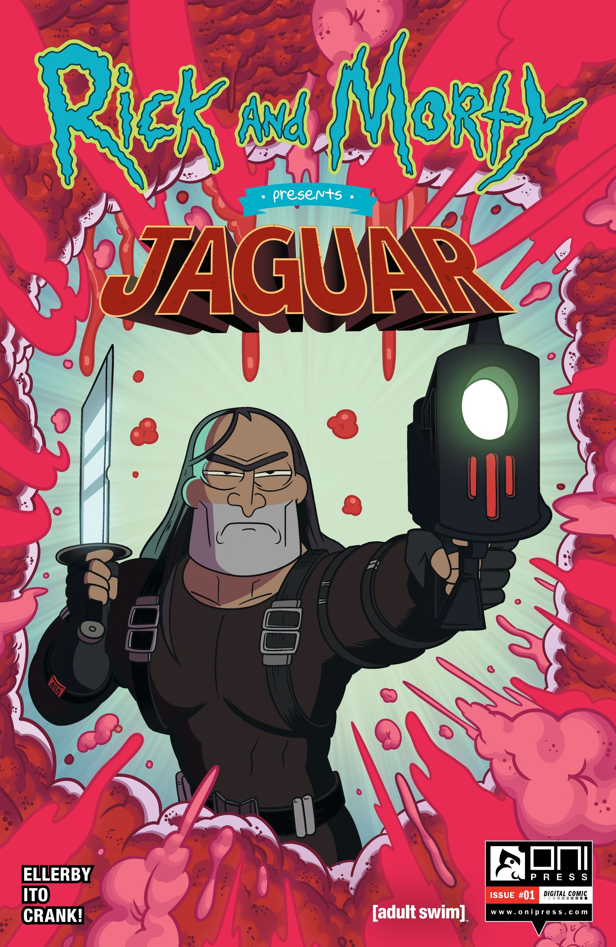 Rick and Morty Presents: Jaguar Full Page 1