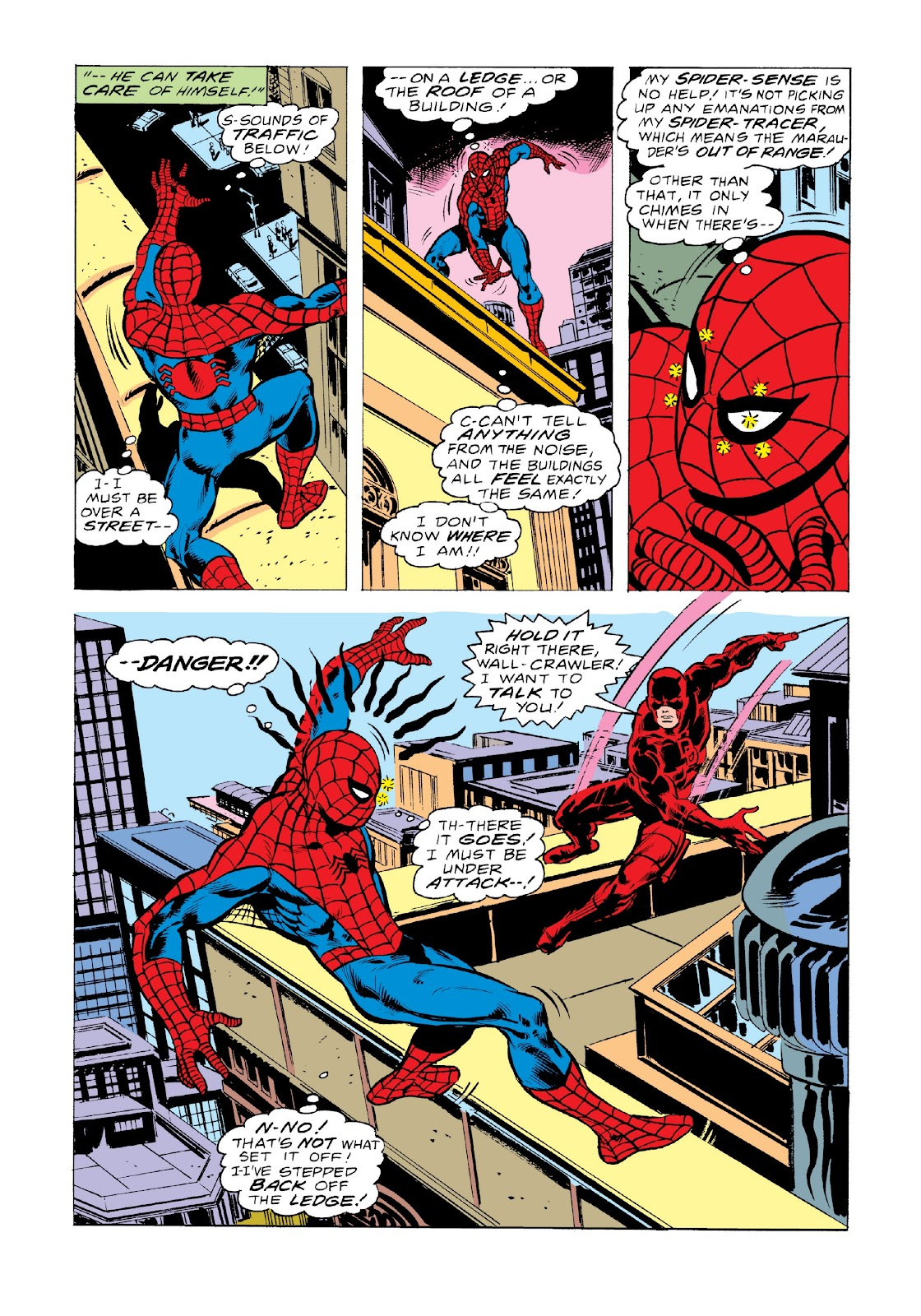 Read online Marvel Masterworks: The Spectacular Spider-Man comic -  Issue # TPB 2 (Part 3) - 2