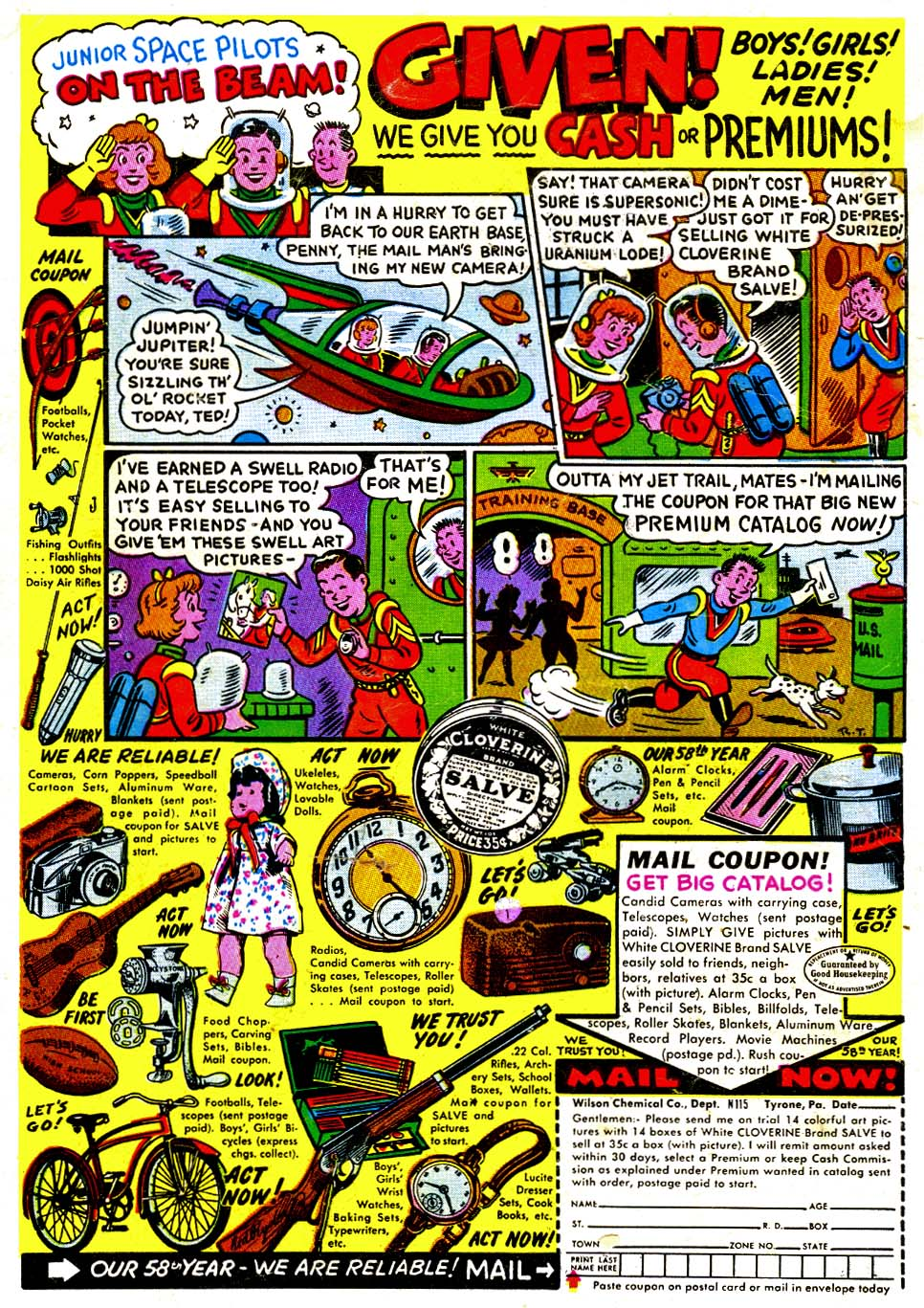 The Adventures of Bob Hope issue 22 - Page 44