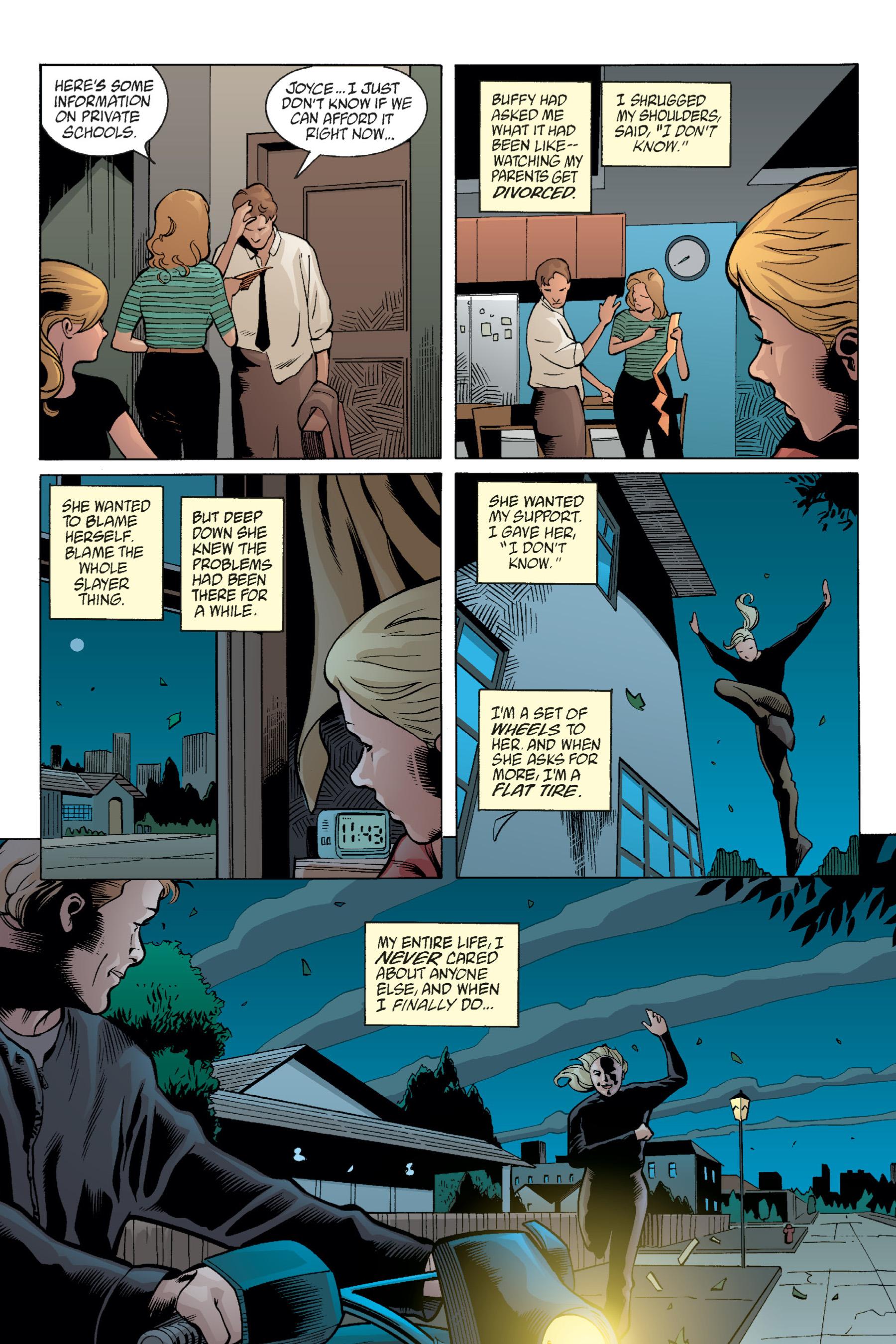 Read online Buffy the Vampire Slayer: Omnibus comic -  Issue # TPB 1 - 116