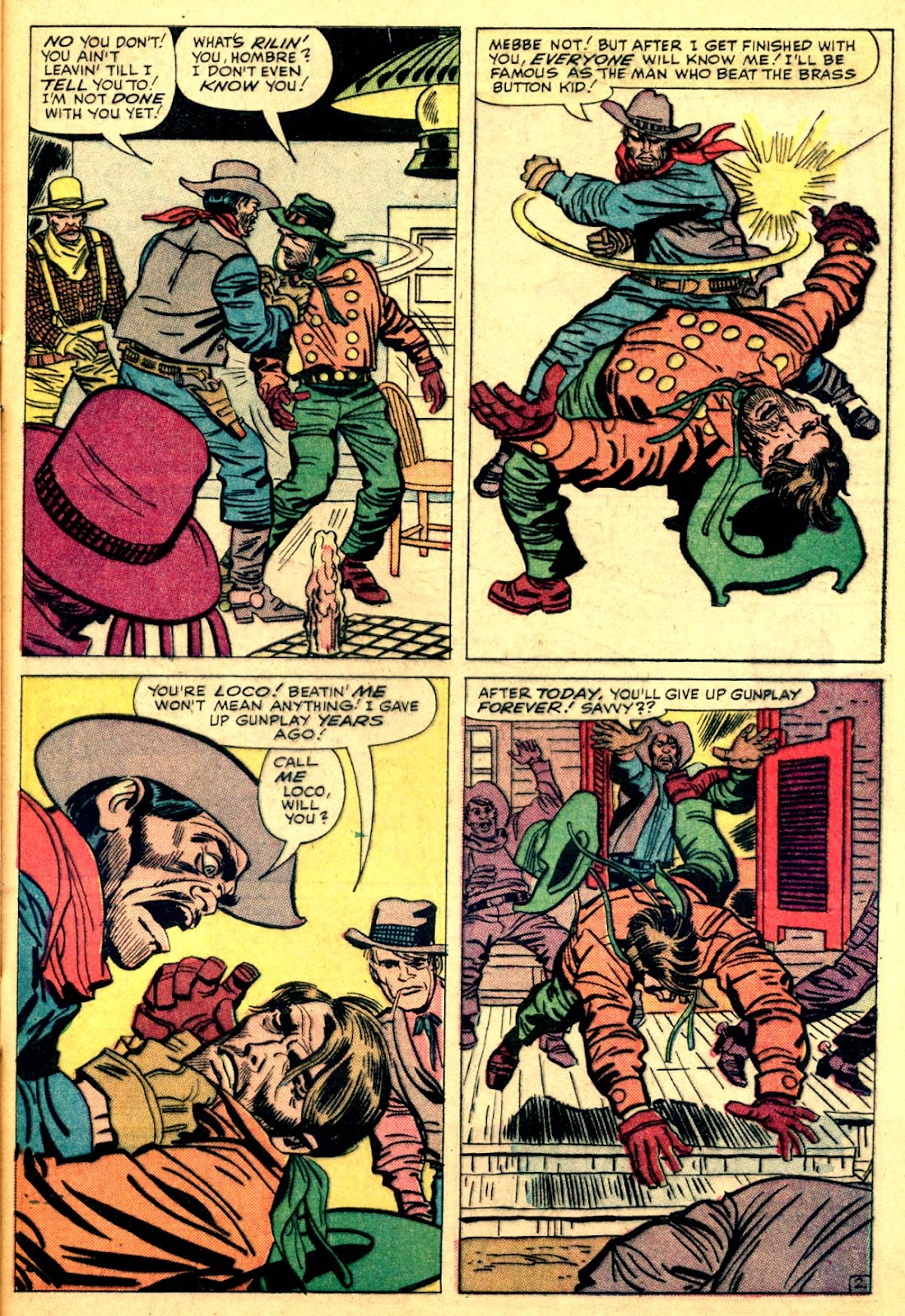 The Rawhide Kid (1955) issue 43 - Page 29