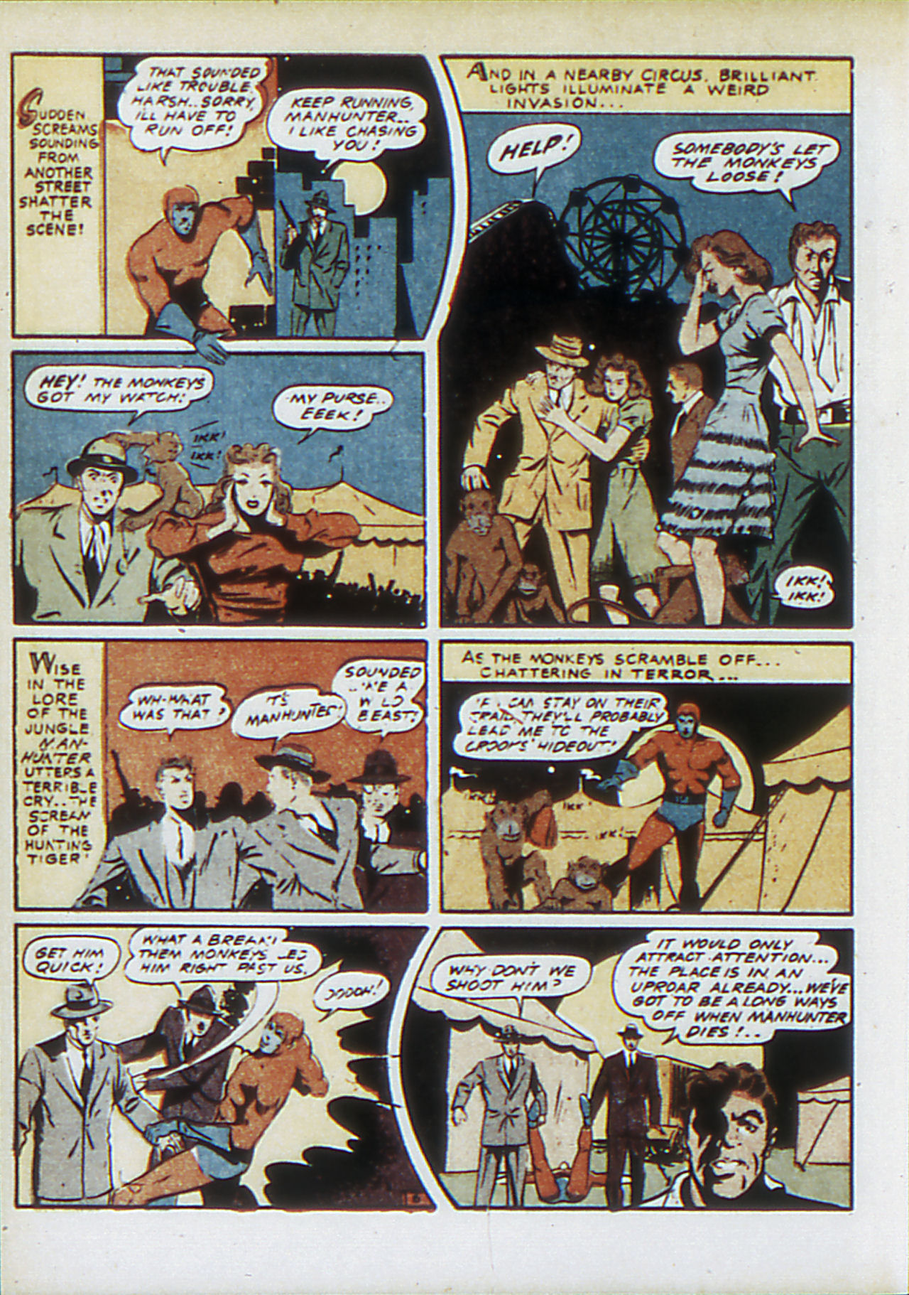 Read online Adventure Comics (1938) comic -  Issue #83 - 53