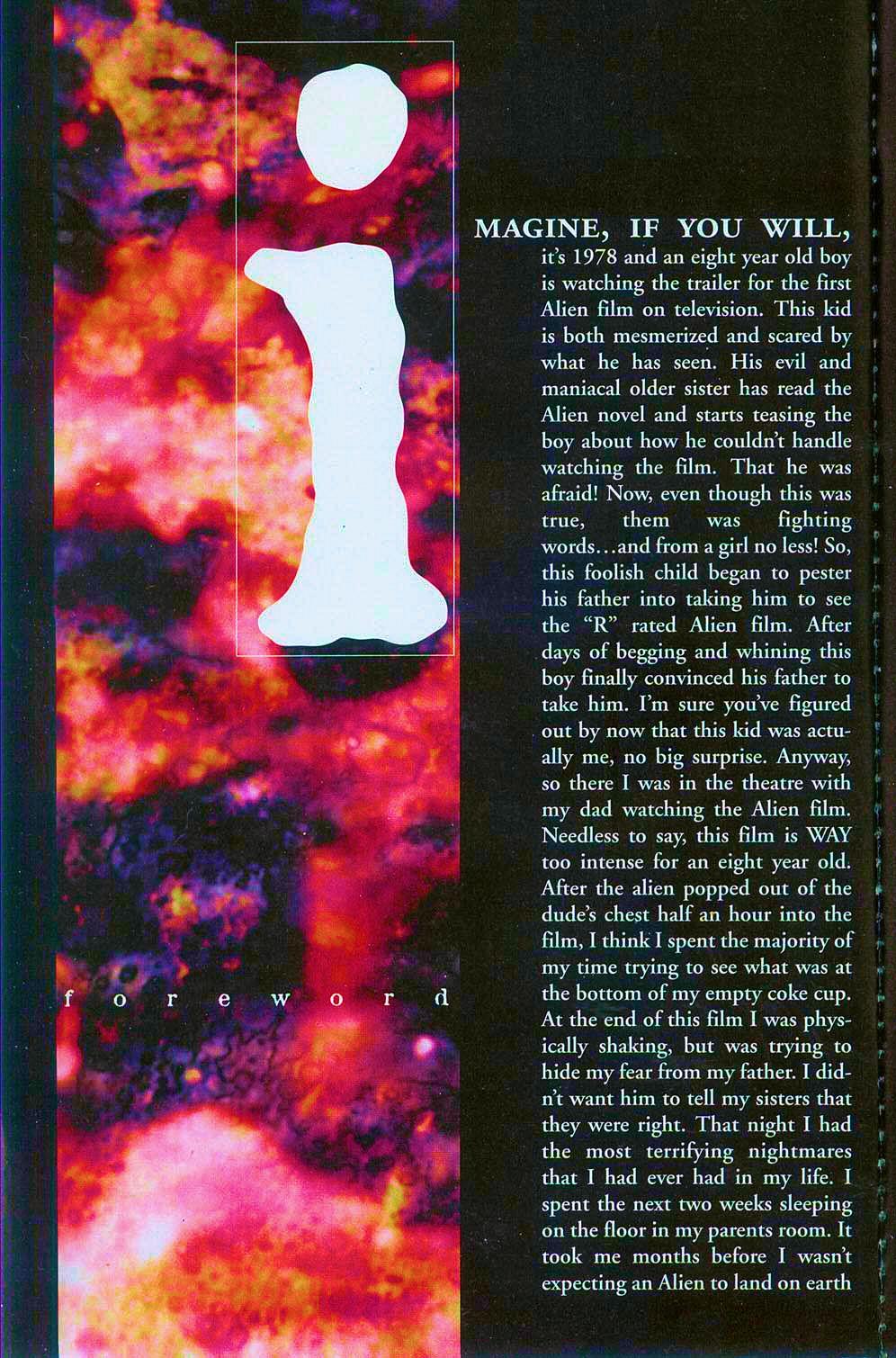 Read online Overkill: Witchblade/Aliens/Darkness/Predator comic -  Issue #1 - 4
