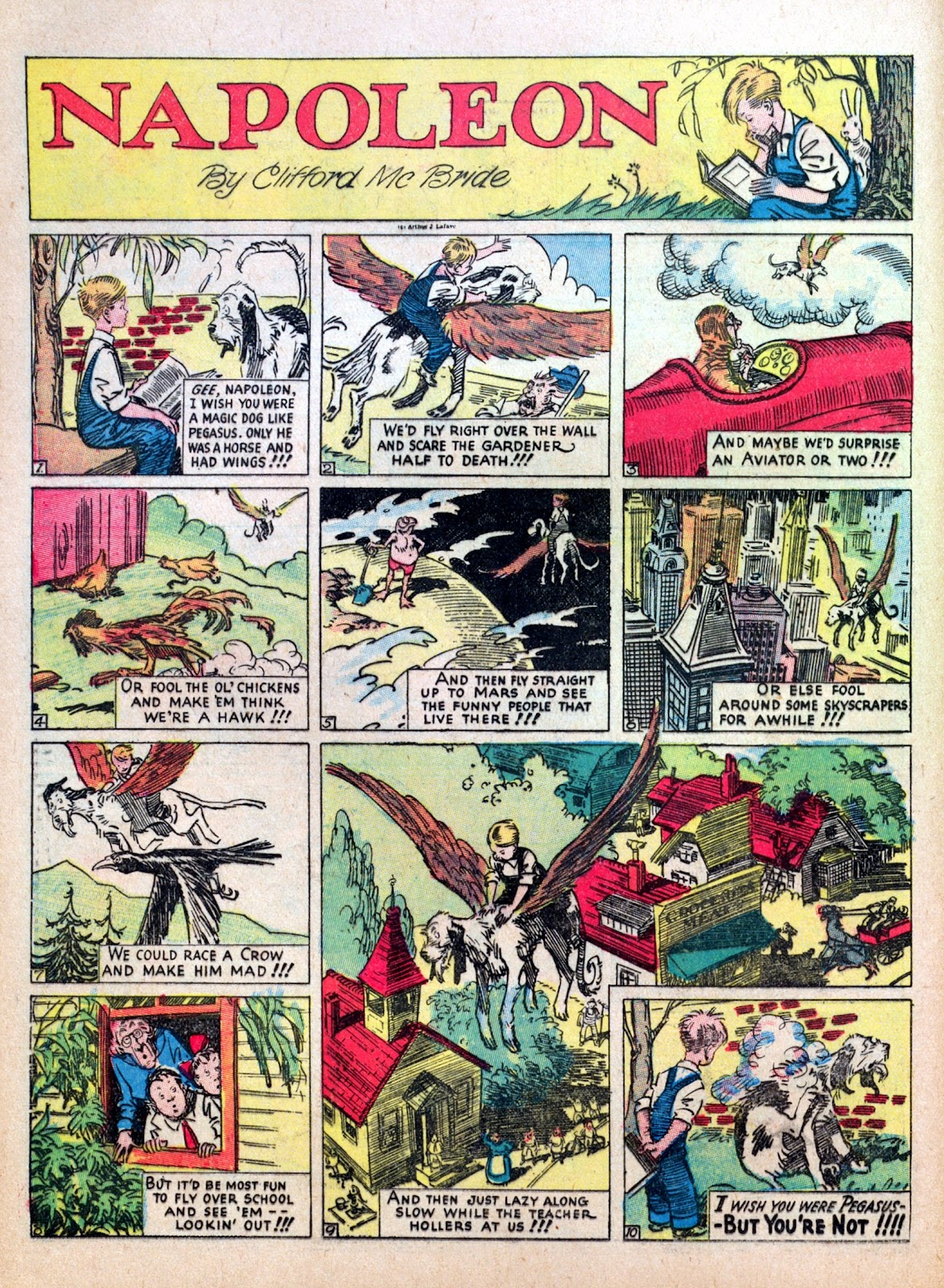 Read online Famous Funnies comic -  Issue #5 - 60