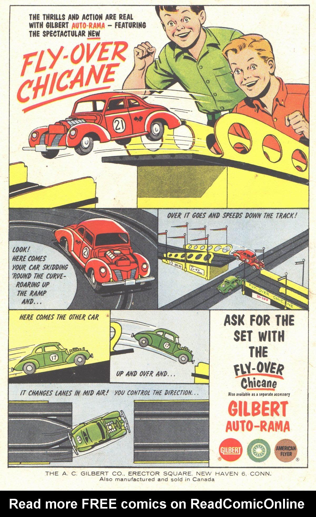 Read online Adventure Comics (1938) comic -  Issue #316 - 37