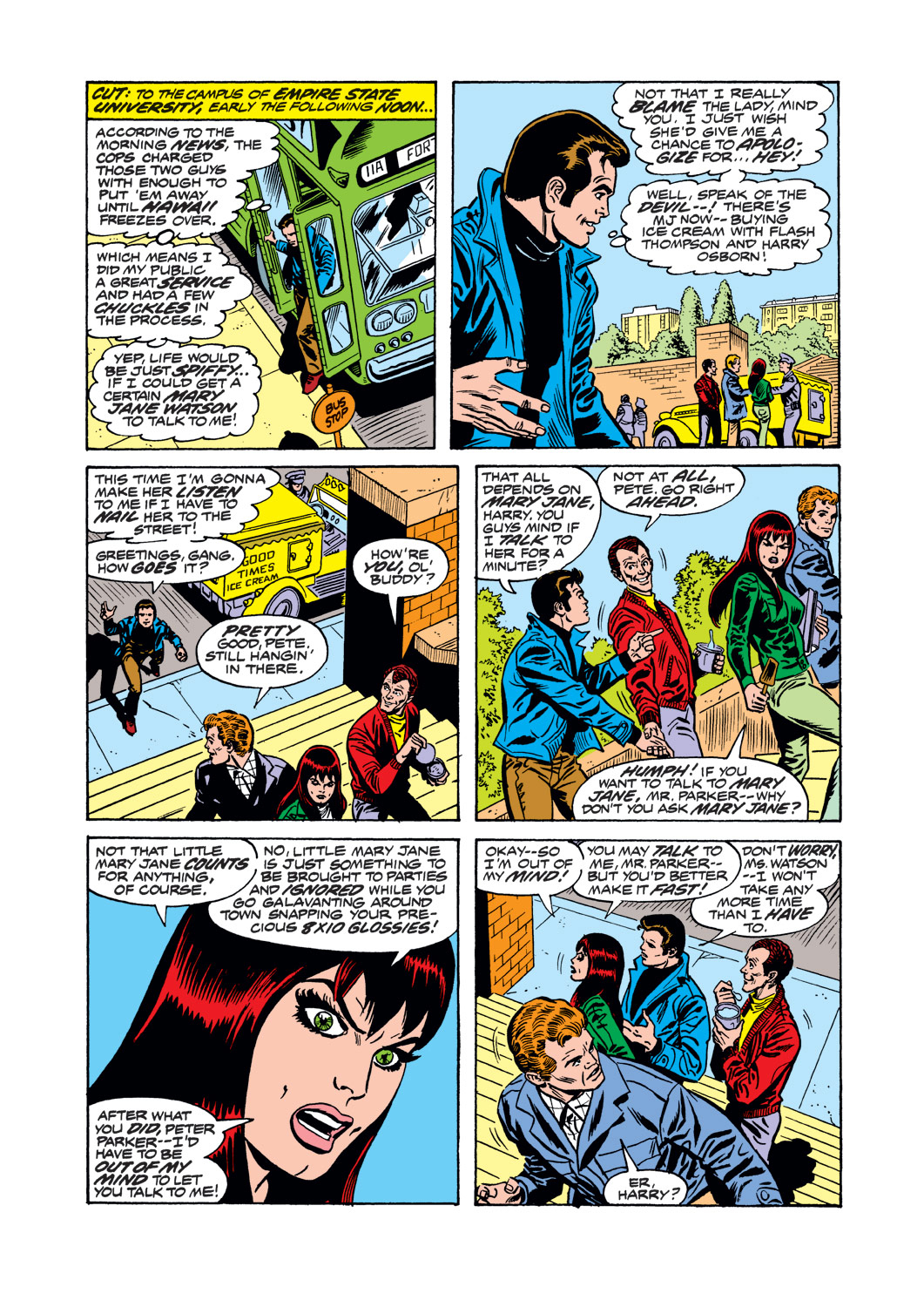The Amazing Spider-Man (1963) 153 Page 4
