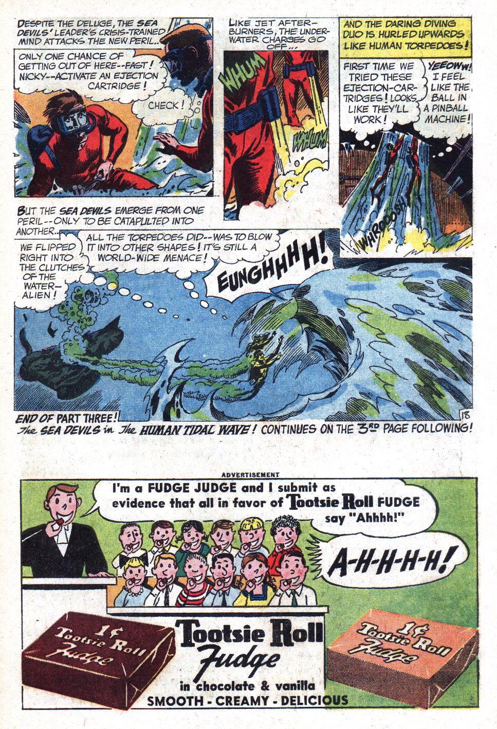 Read online Sea Devils comic -  Issue #7 - 24