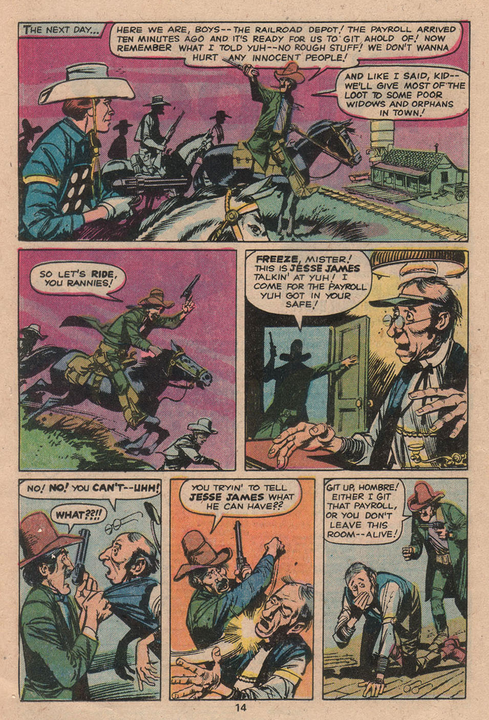 The Rawhide Kid (1955) issue 139 - Page 16