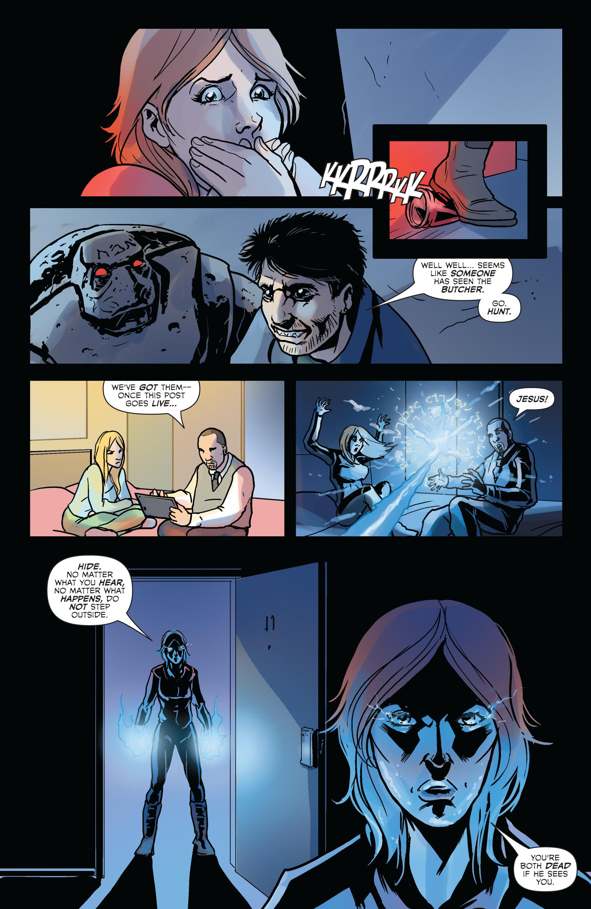 Read online Hoax Hunters (2012) comic -  Issue # TPB 2 - 47