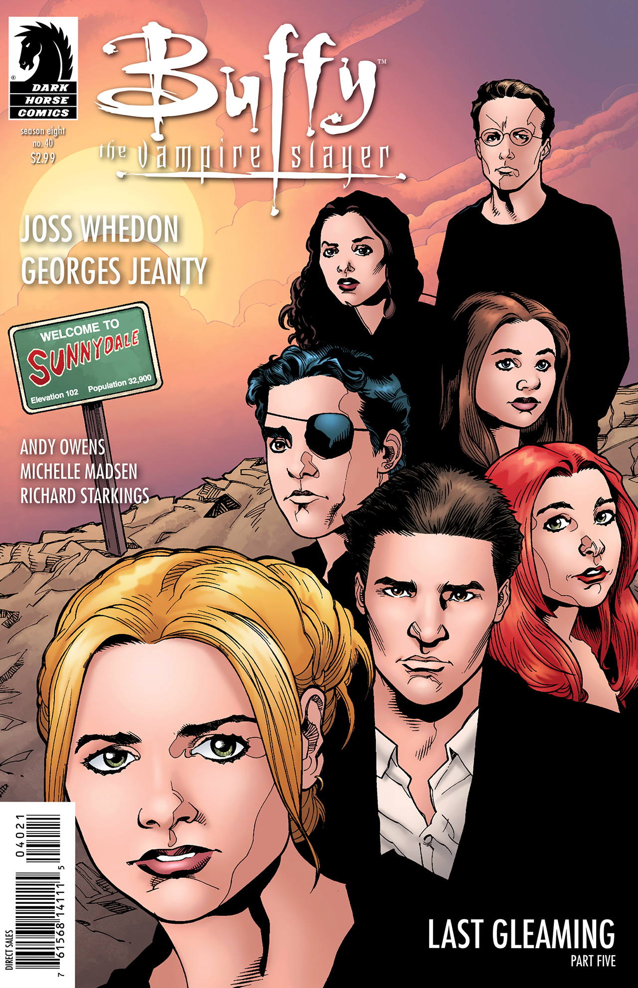 Buffy the Vampire Slayer Season Eight 40 Page 2