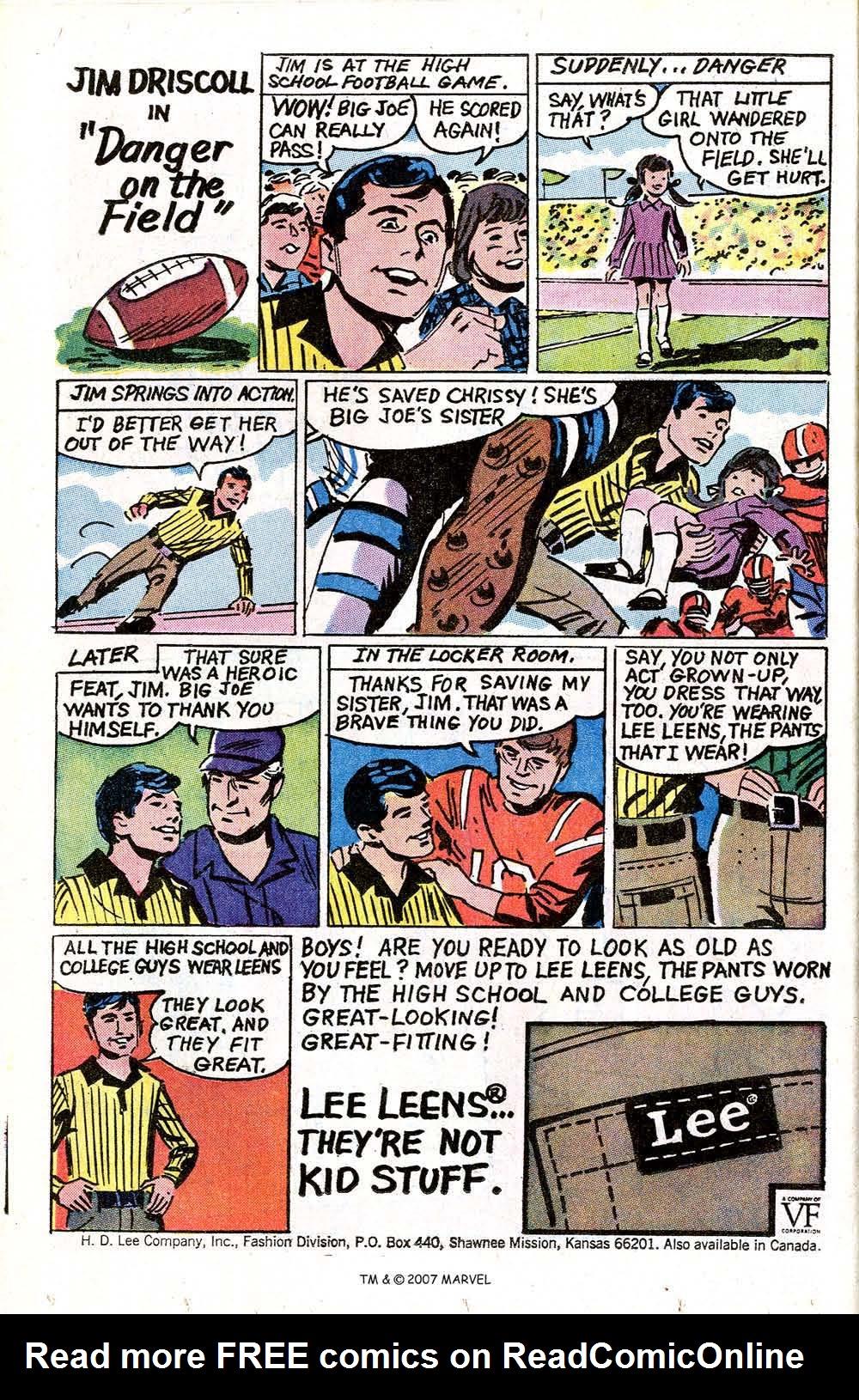 Read online Captain America (1968) comic -  Issue # _Annual 1 - 14