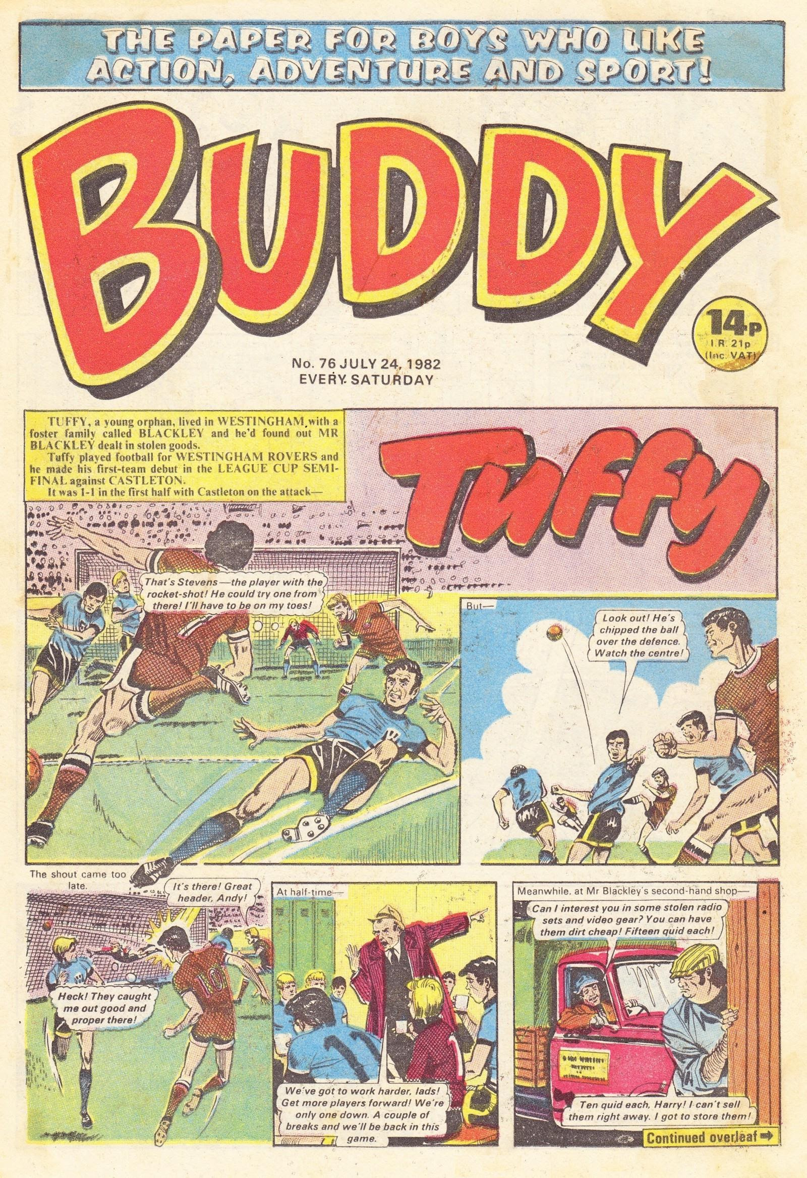 Buddy issue 76 - Page 1