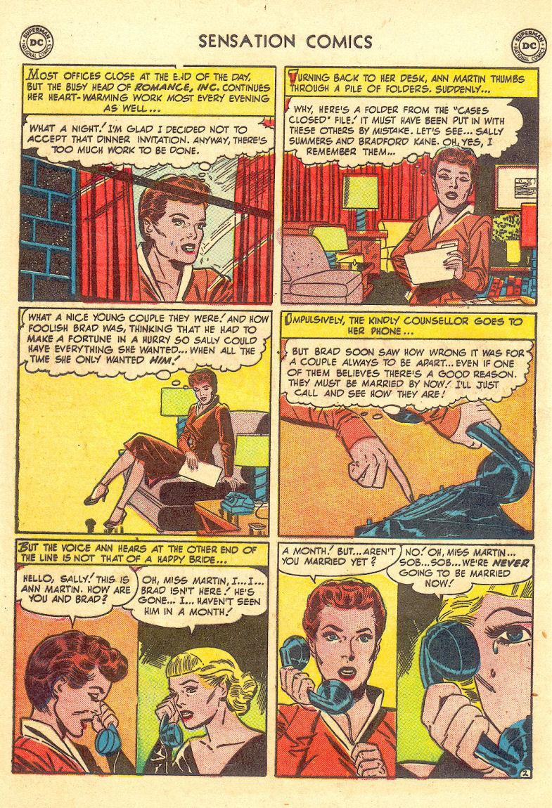 Read online Sensation (Mystery) Comics comic -  Issue #105 - 42