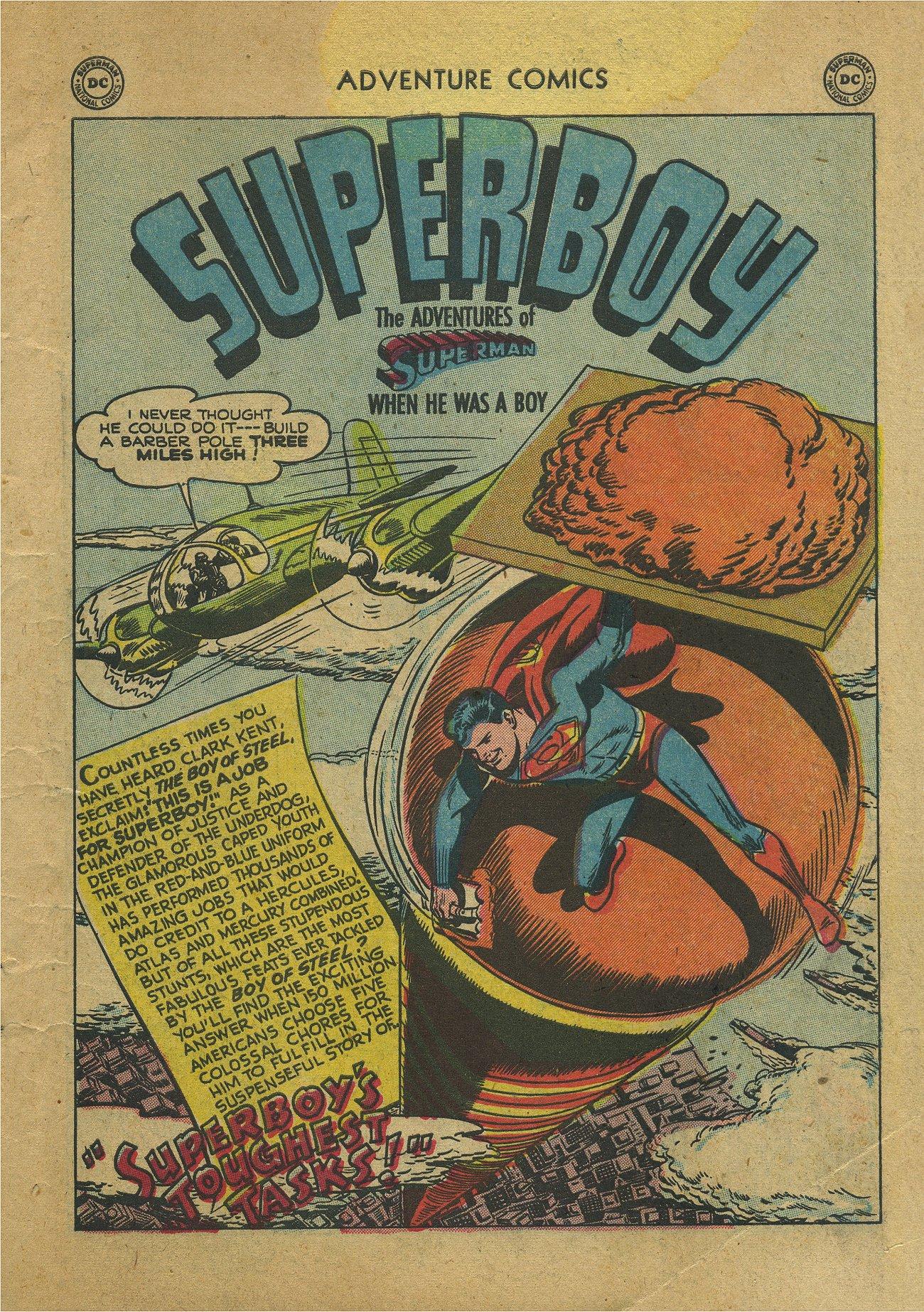 Read online Adventure Comics (1938) comic -  Issue #171 - 3