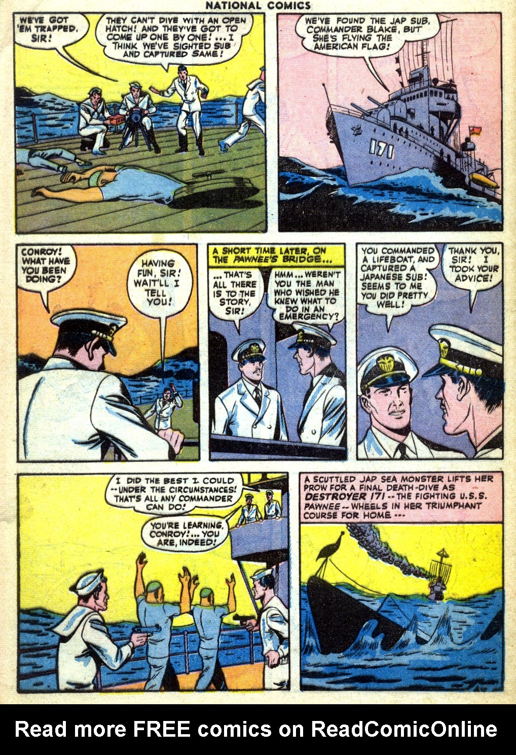 National Comics (1940) issue 47 - Page 58