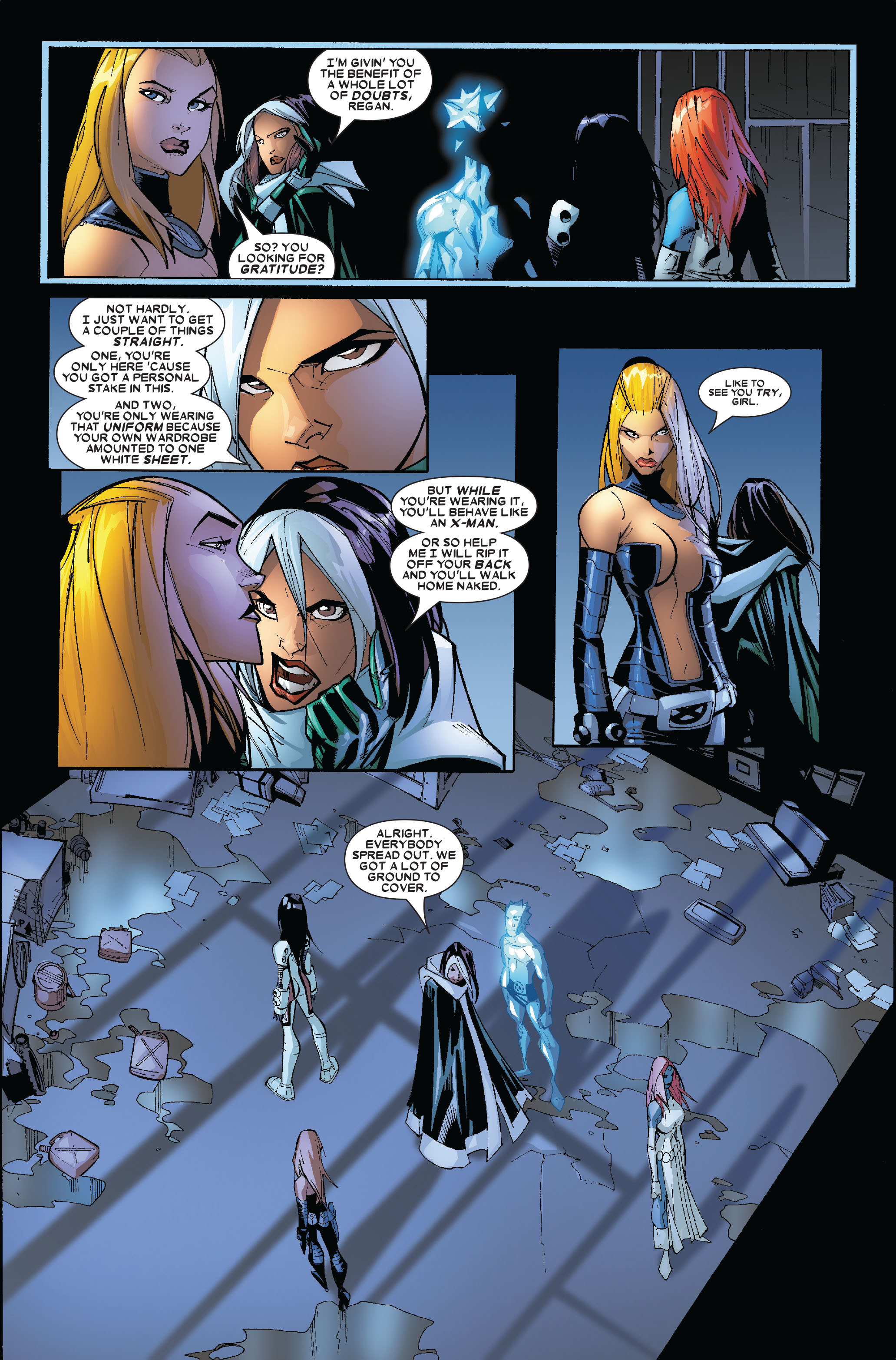 X-Men (1991) 194 Page 16