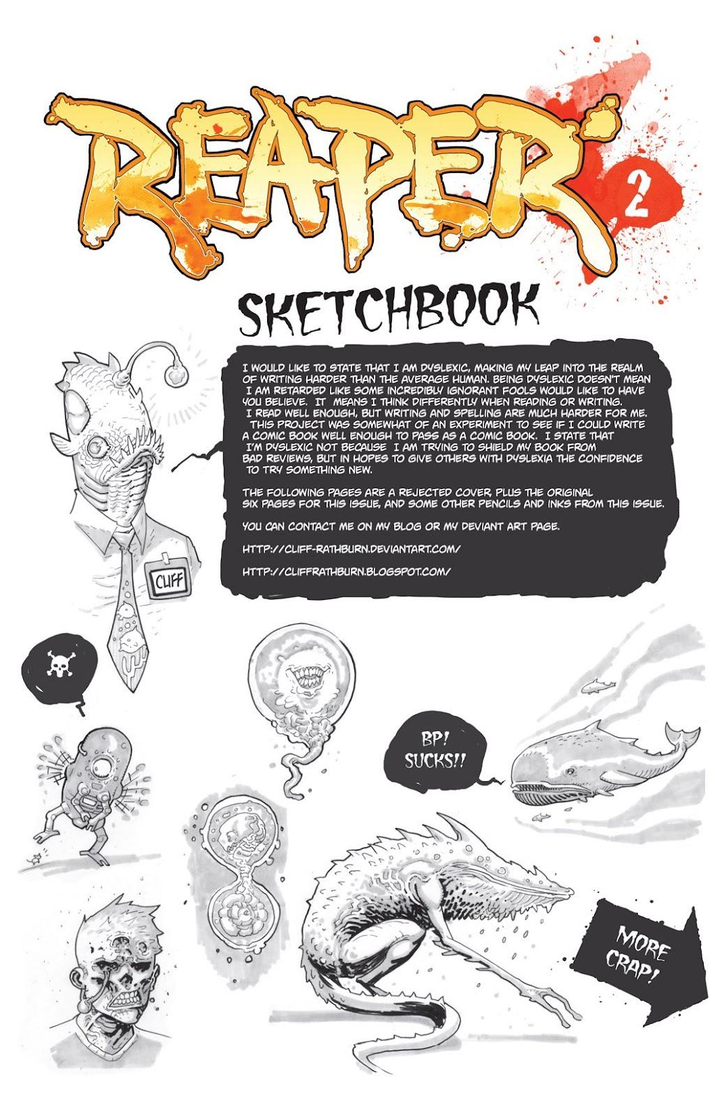 Read online Reaper comic -  Issue #2 - 34