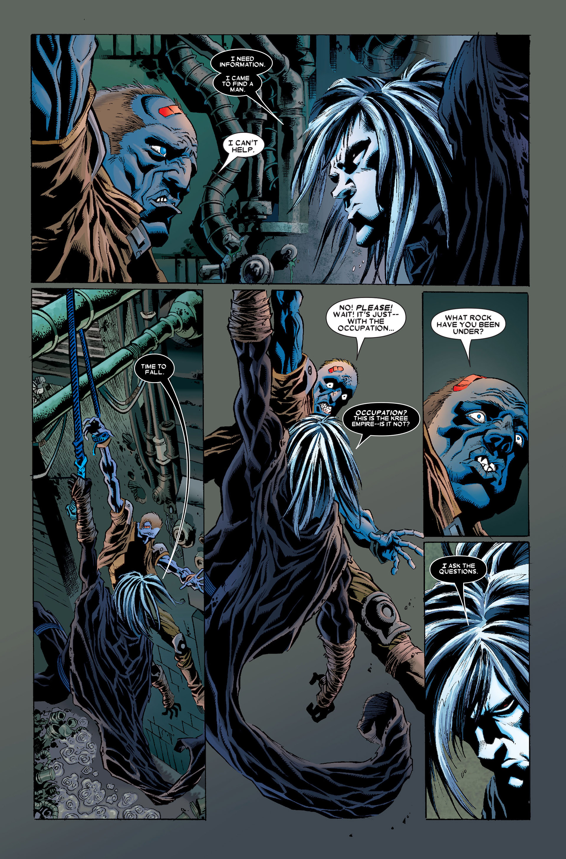 Read online Annihilation: Conquest - Wraith comic -  Issue #1 - 13