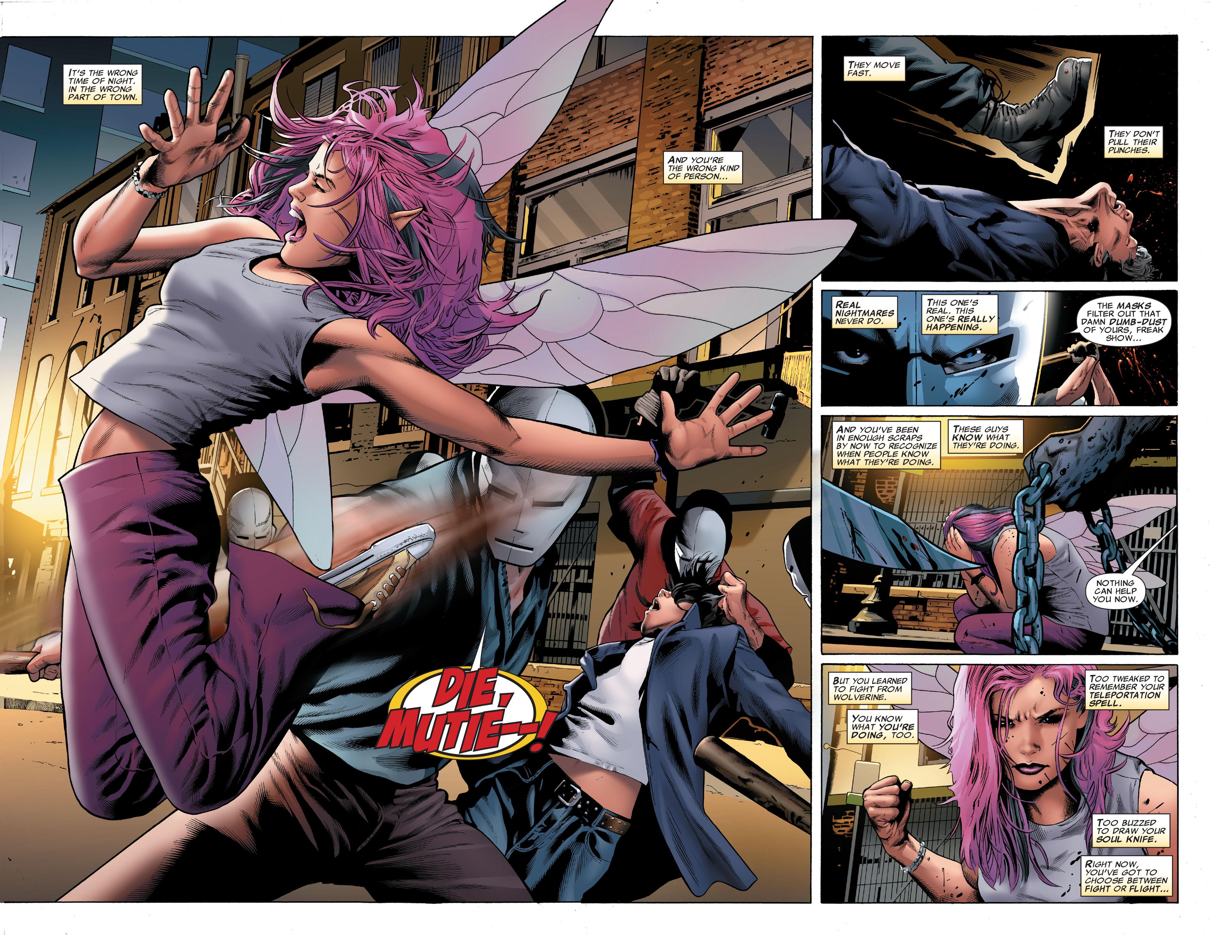 Read online Uncanny X-Men (1963) comic -  Issue #501 - 4