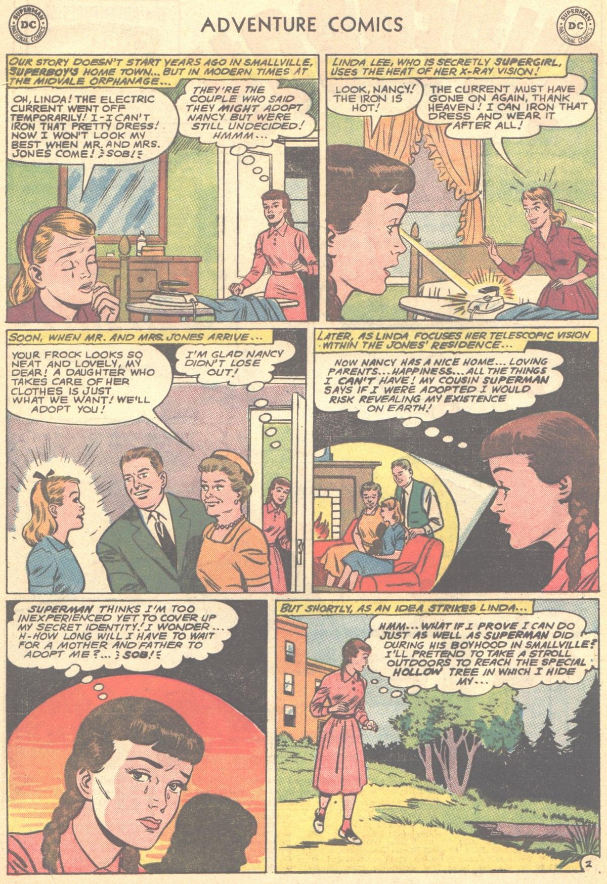 Read online Adventure Comics (1938) comic -  Issue #278 - 4