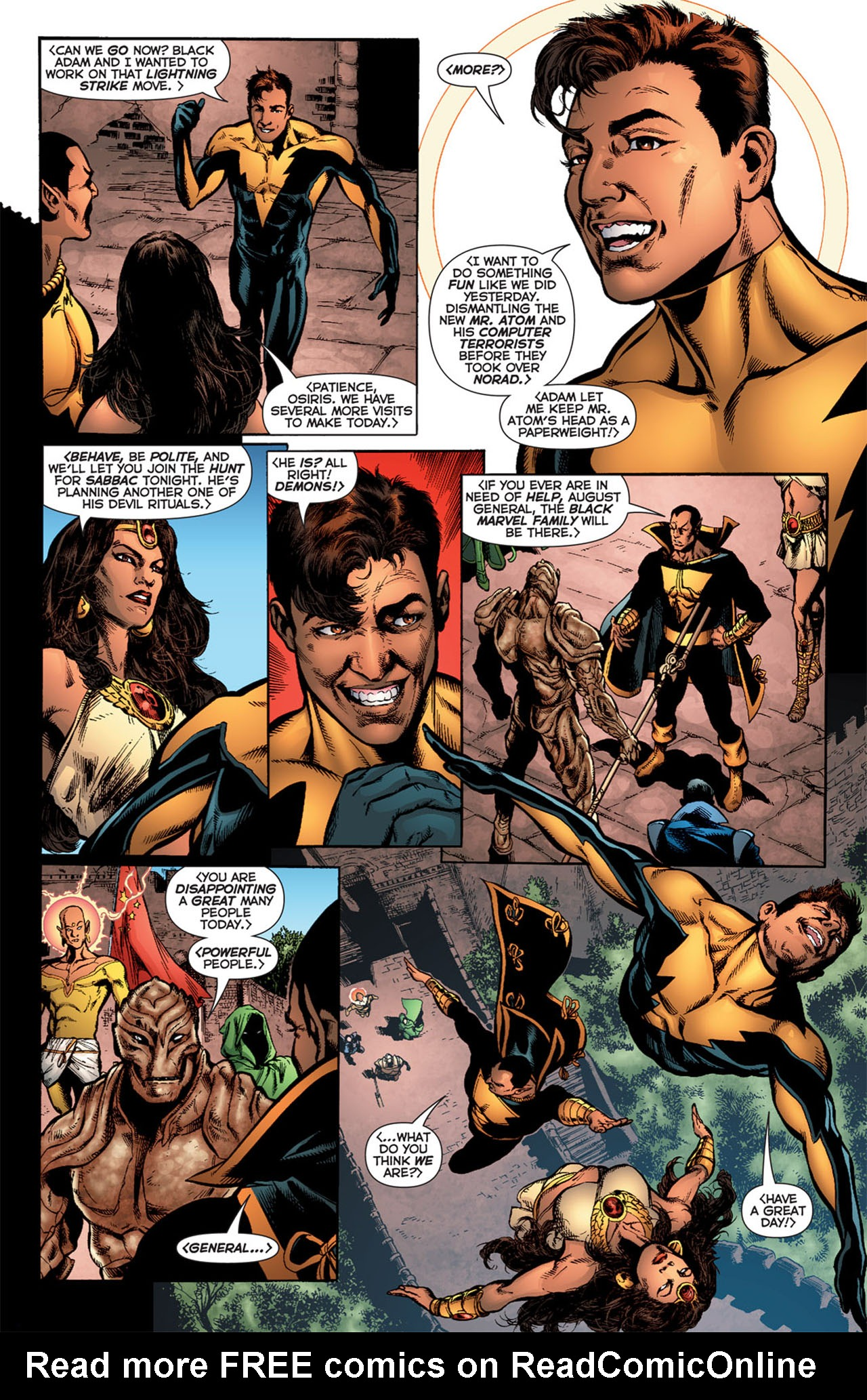 Read online 52 comic -  Issue #24 - 11
