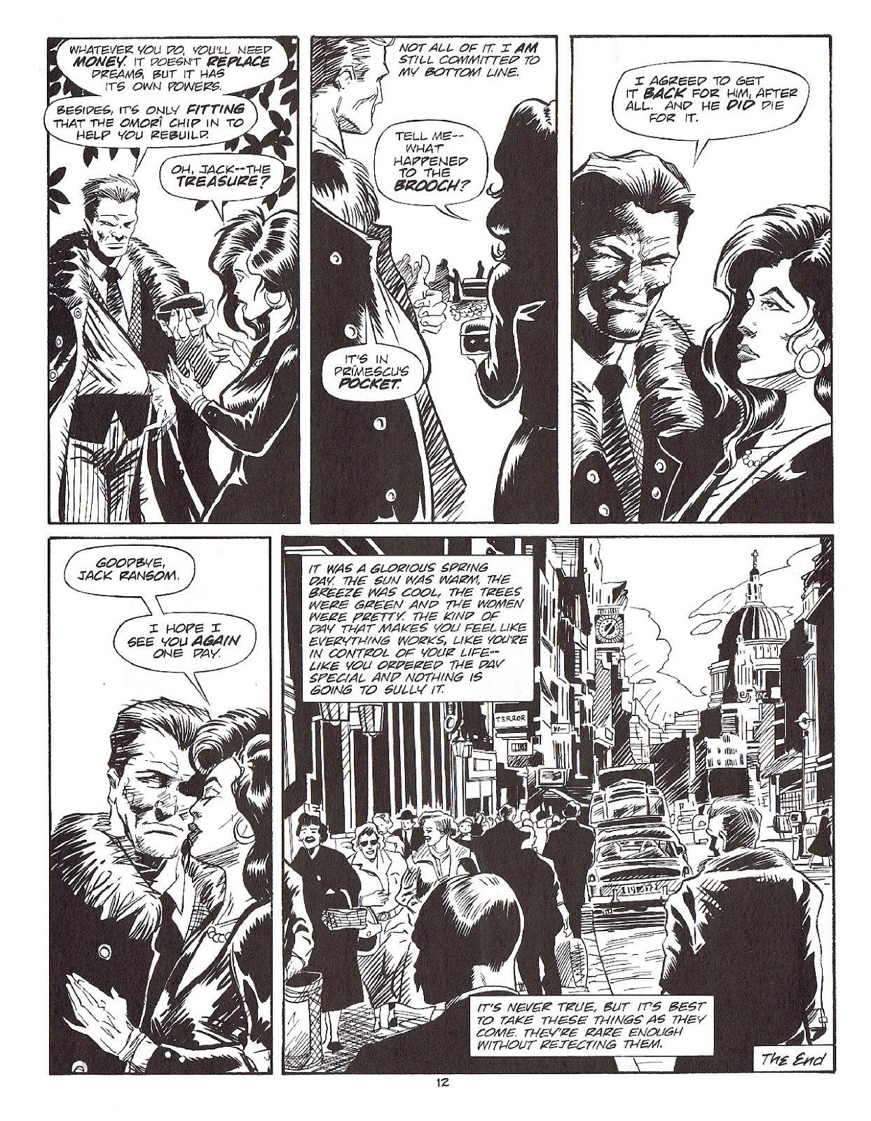 Read online Merchants of Death comic -  Issue #4 - 42