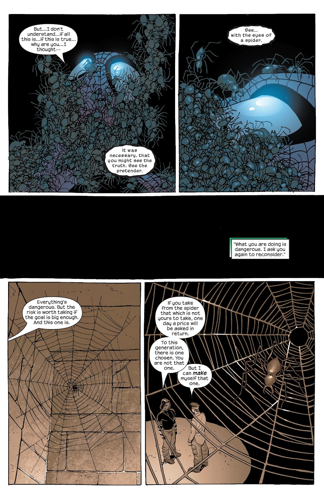 The Amazing Spider-Man by JMS Ultimate Collection issue TPB 3 (Part 2) - Page 11