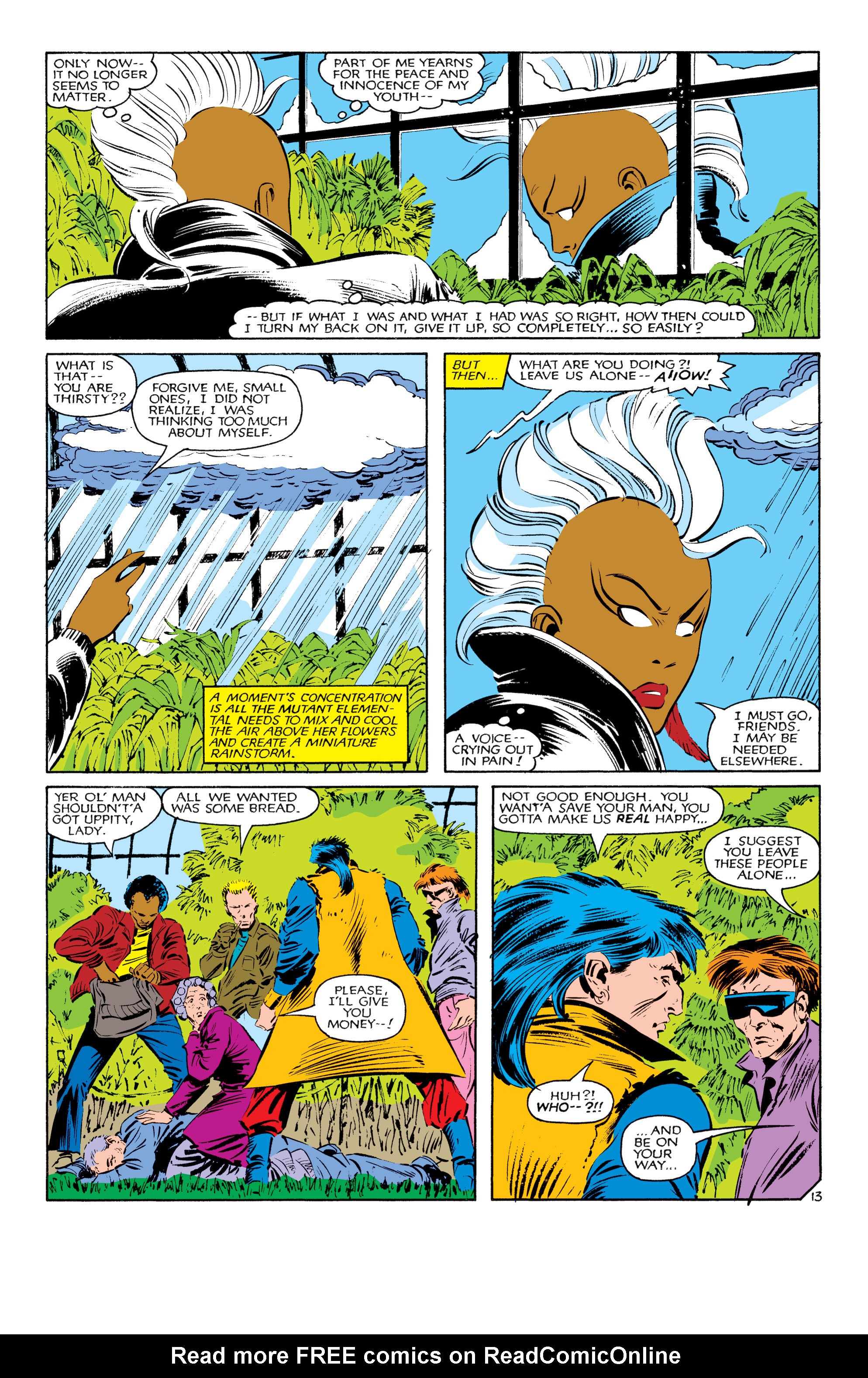 Read online Uncanny X-Men (1963) comic -  Issue #180 - 14